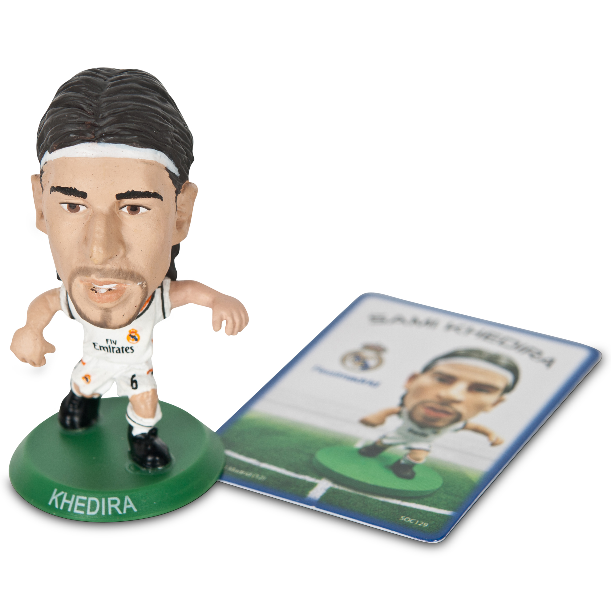 Real Madrid Sami Khedira Home Soccer Starz