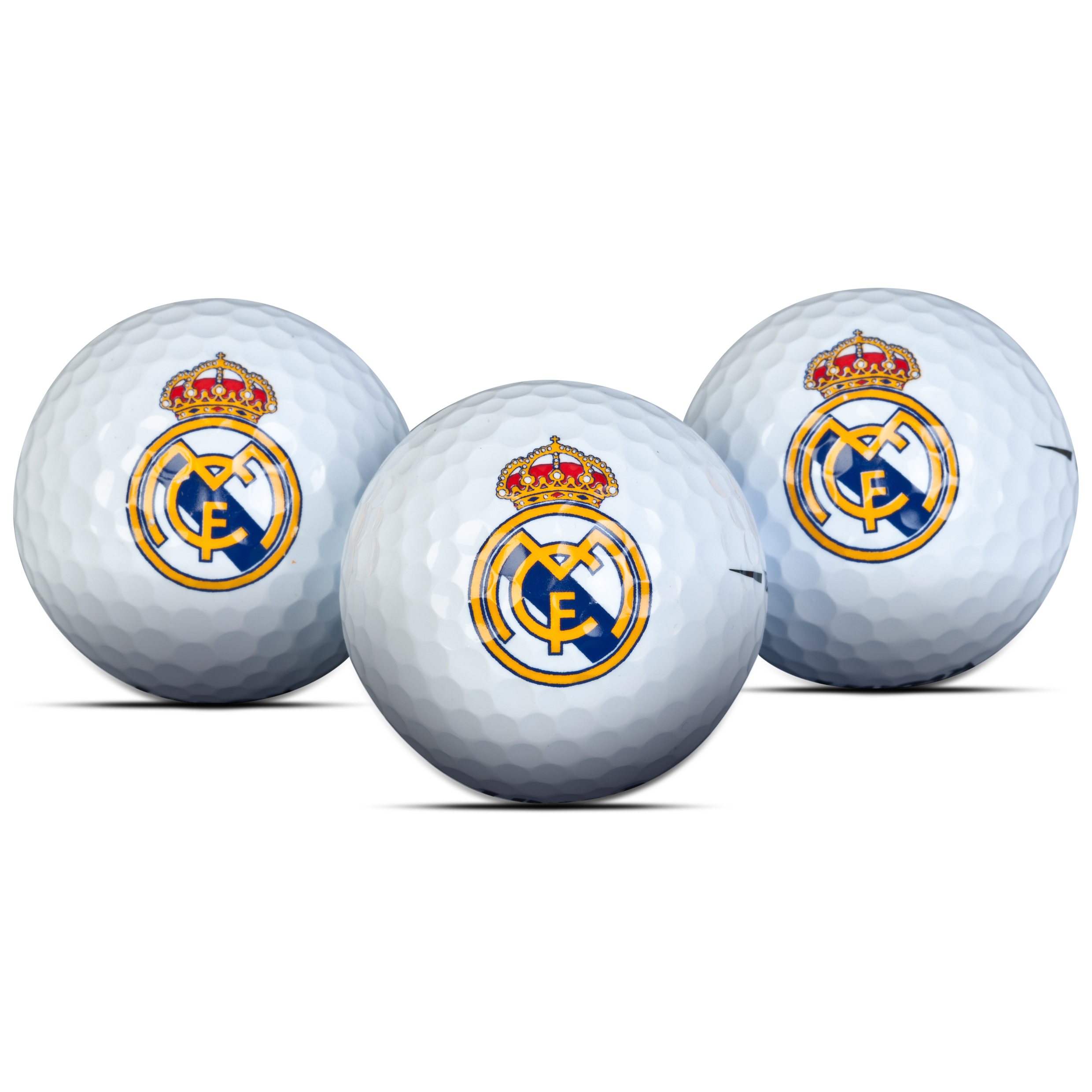 Real Madrid Golf Ball Pack