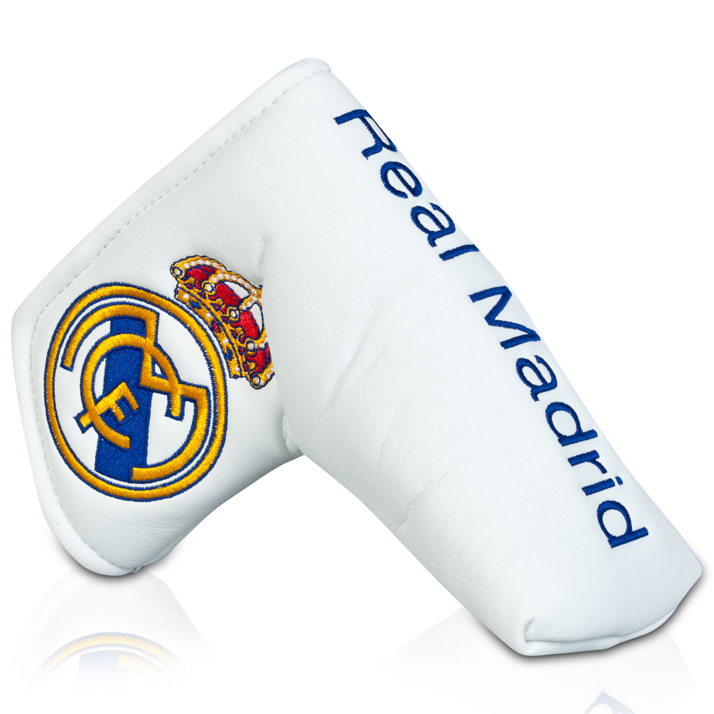 Real Madrid Blade Putter Cover
