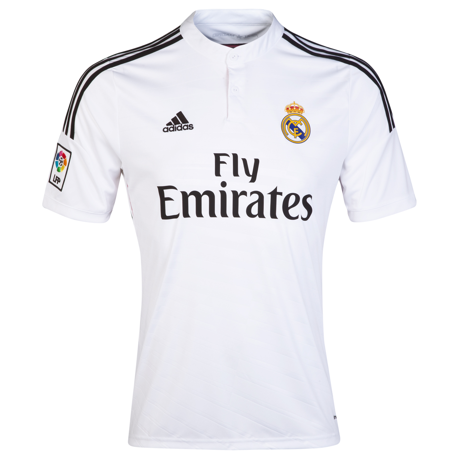 Real Madrid Home Adi Zero Shirt 2014/15