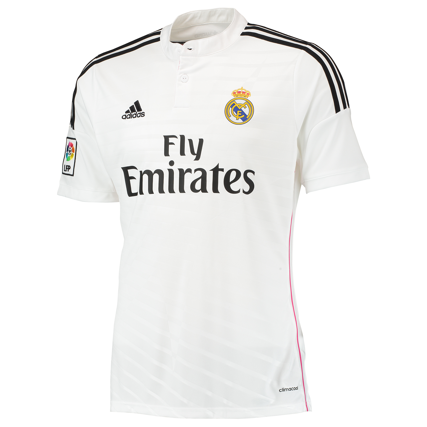 Real Madrid Home Shirt 2014/15