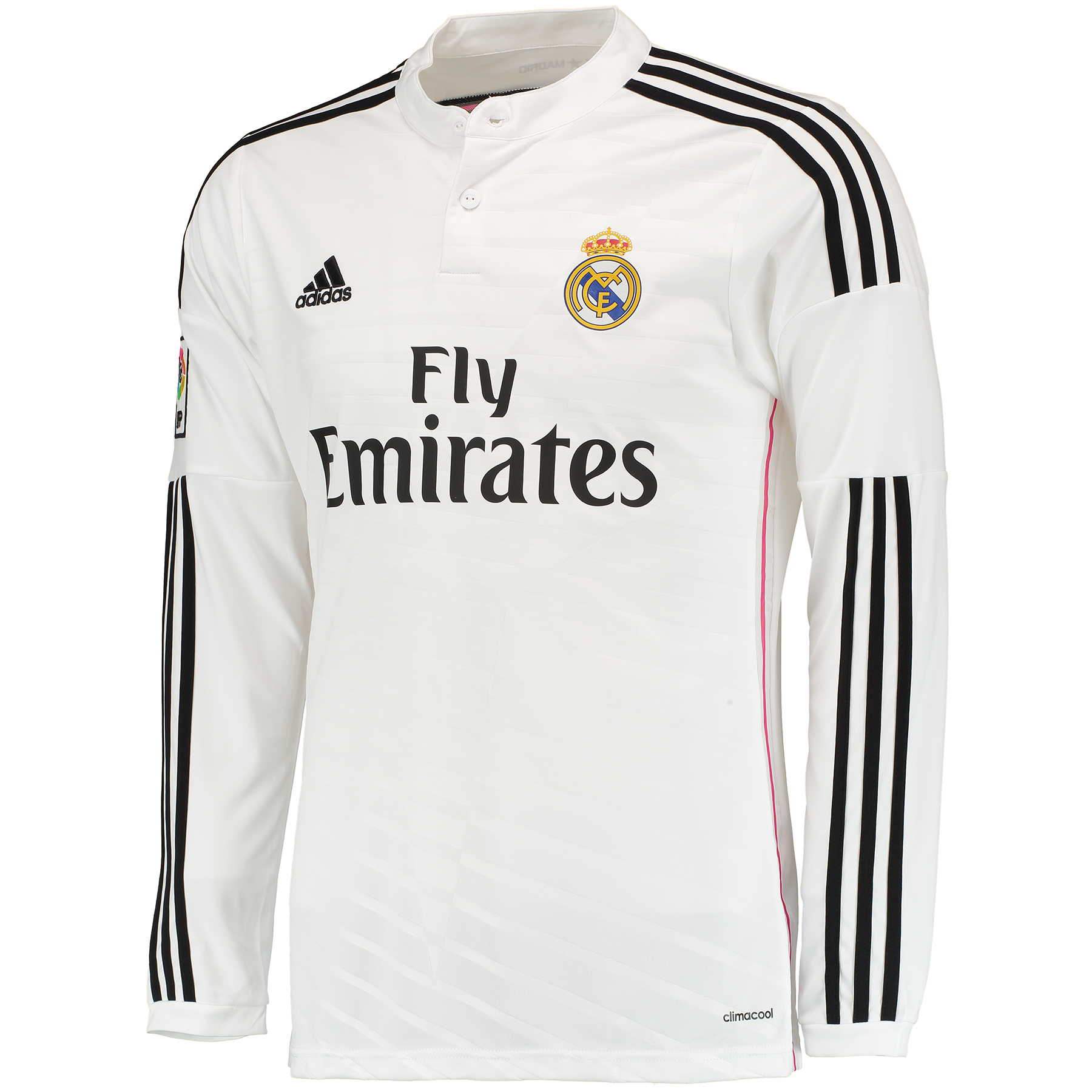Real Madrid Home Shirt 2014/15 Long Sleeve