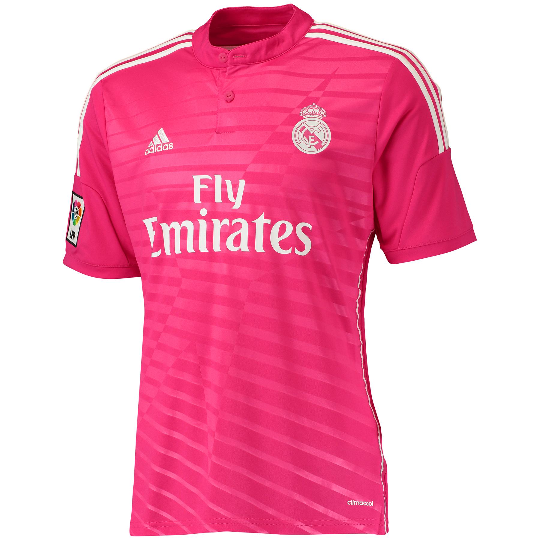 Real Madrid Away Shirt 2014/15