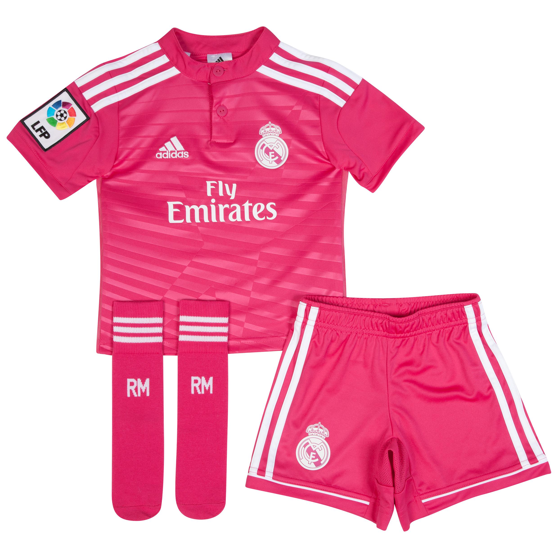 Real Madrid Away Mini Kit 2014/15