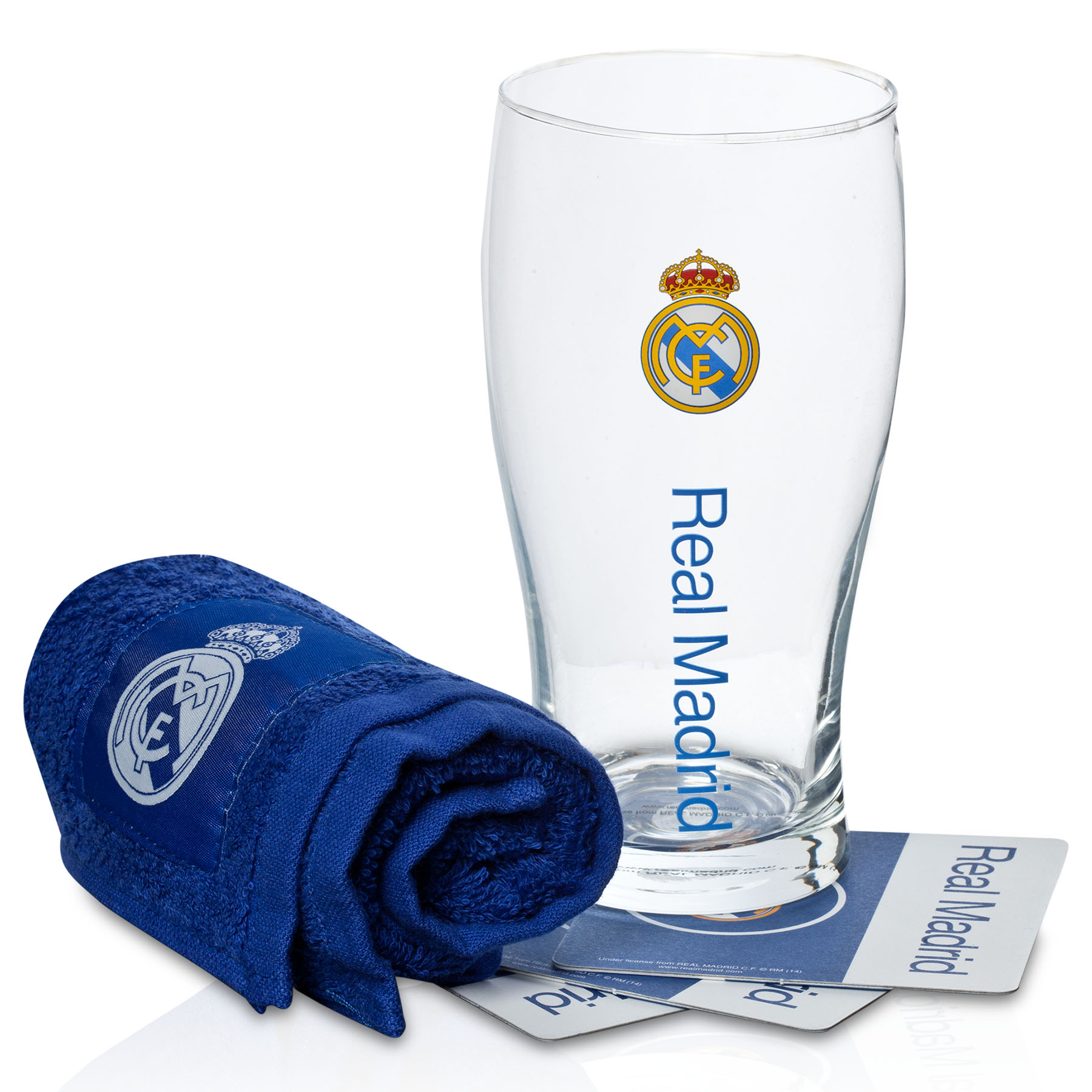 Real Madrid Mini-Bar-Set