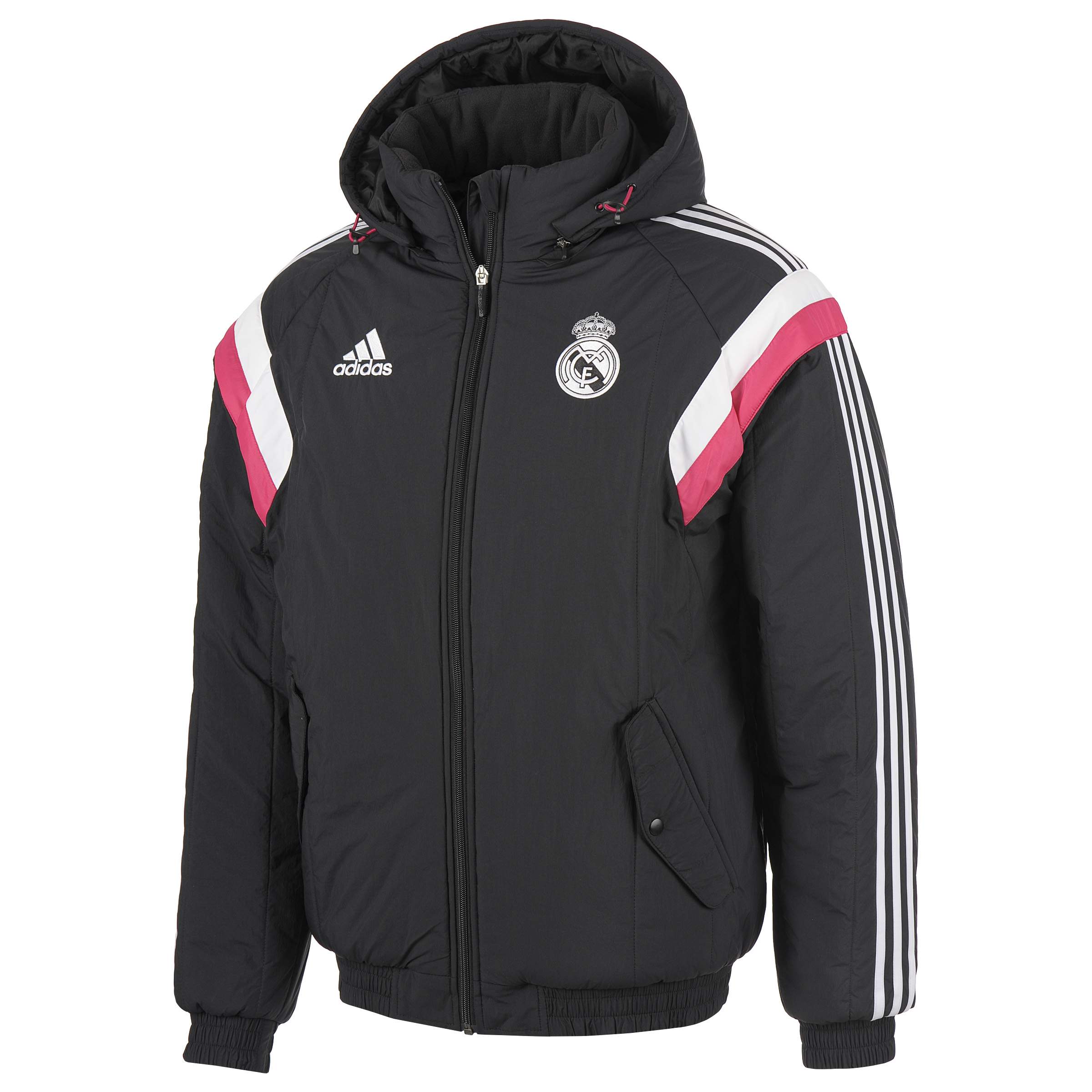 Real Madrid Training Padded Jacket
