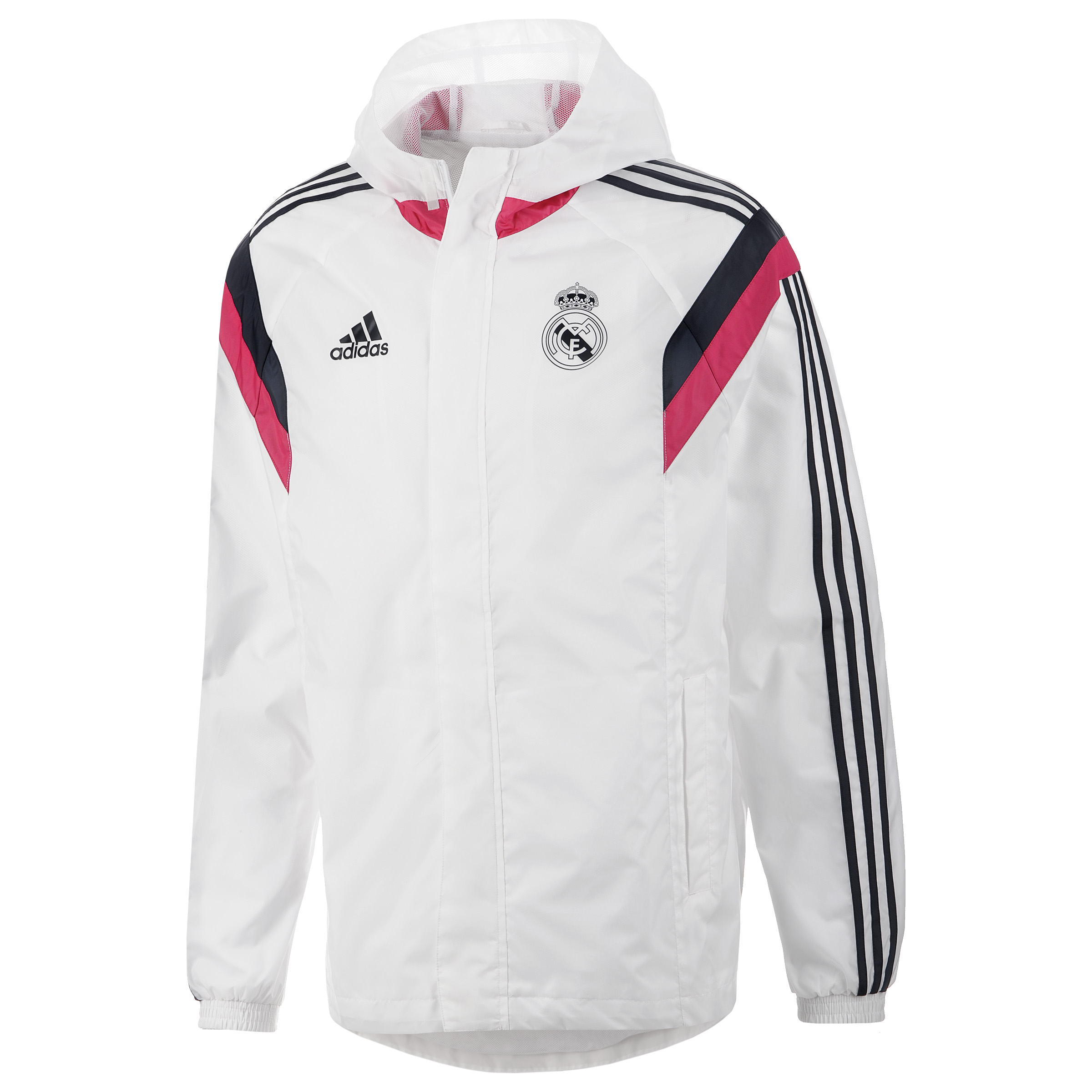 Real Madrid Training All Weather Jacket