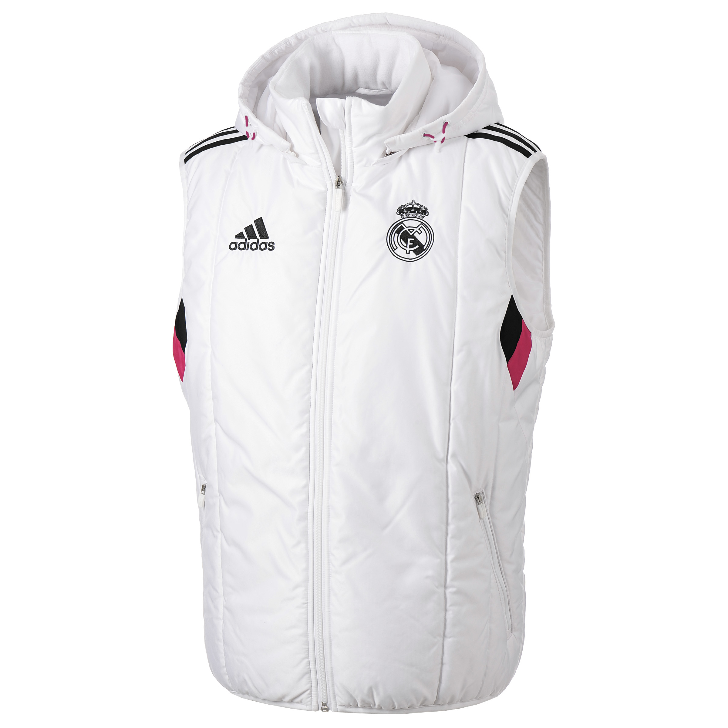 Real Madrid Training Padded Vest