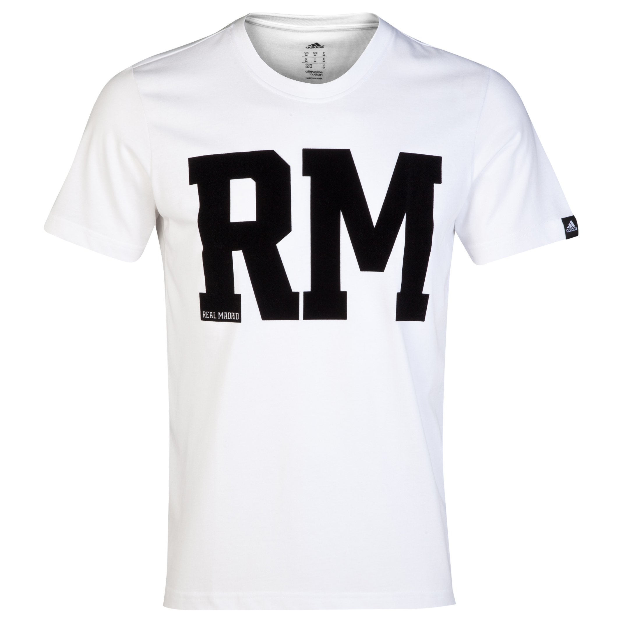 Real Madrid Core Graphic T-Shirt