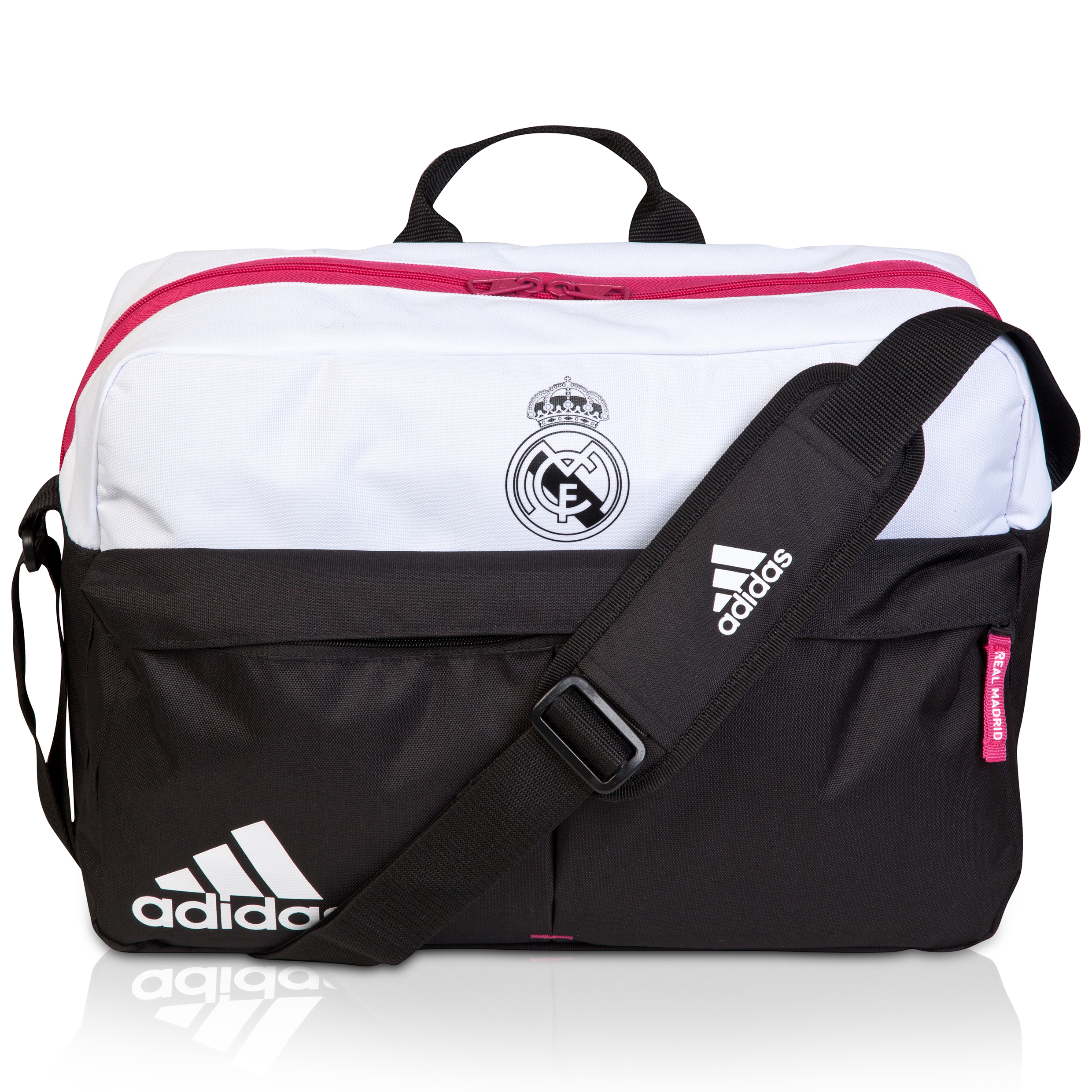 Real Madrid Messenger Bag
