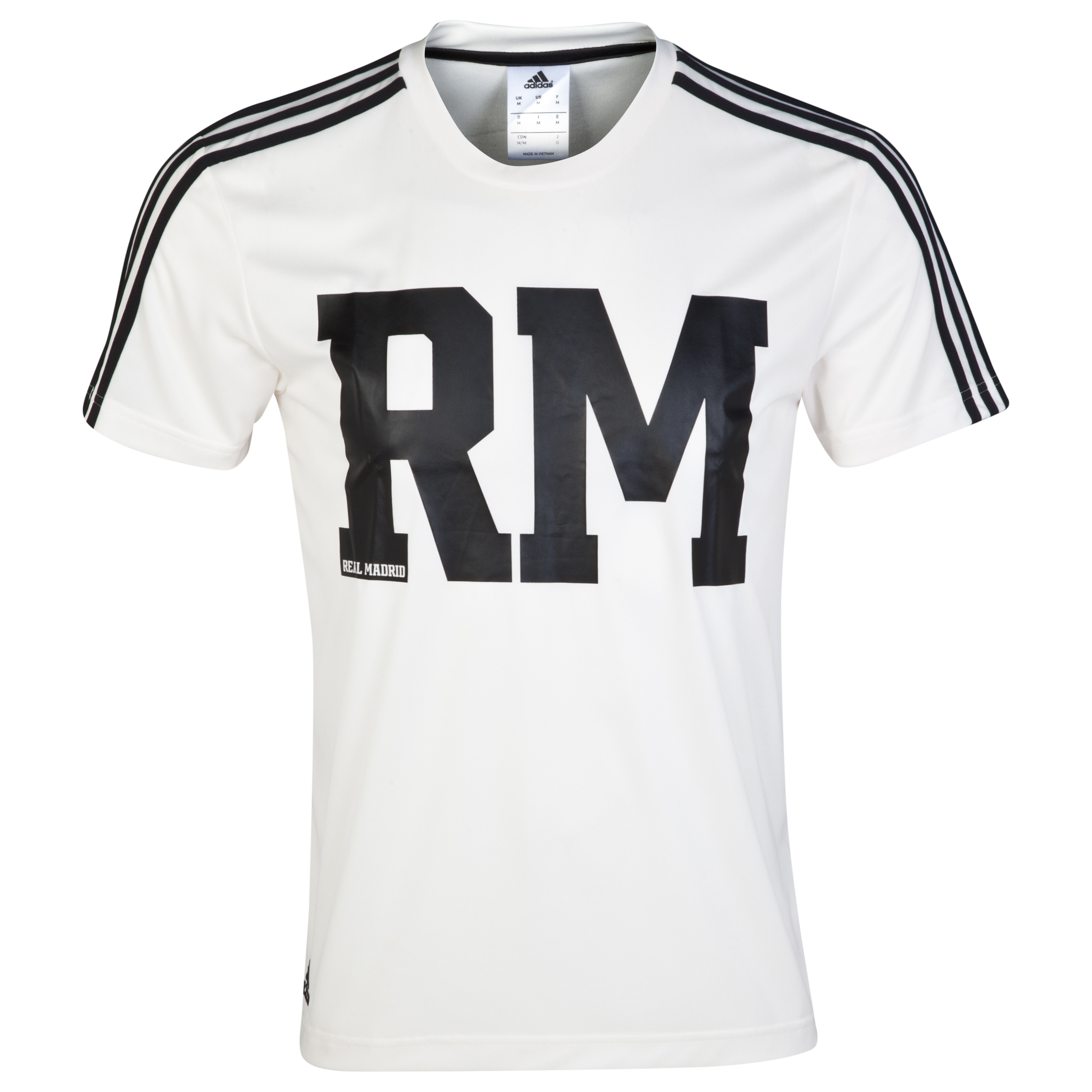 Real Madrid Core Pes T-Shirt