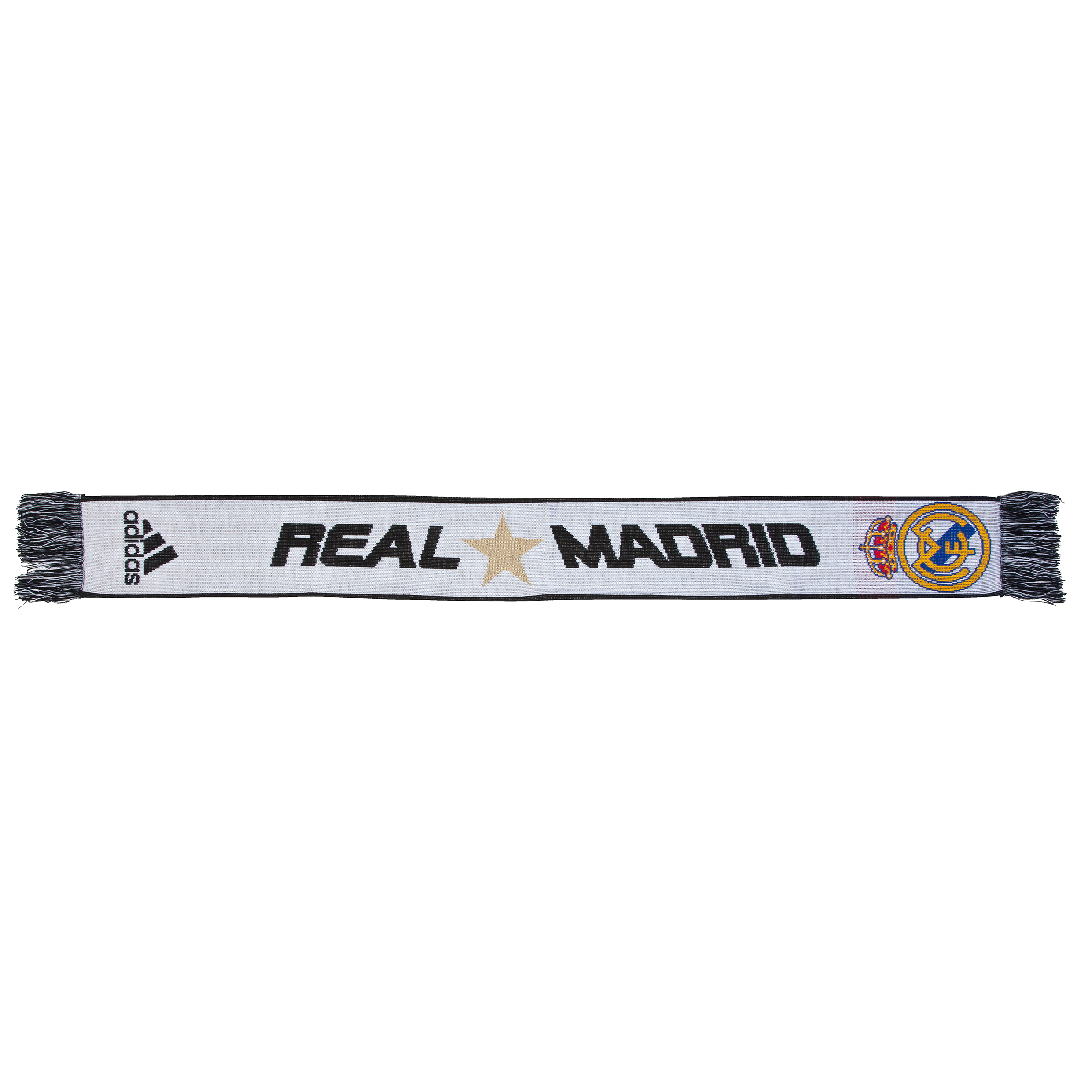Real Madrid Jersey Scarf