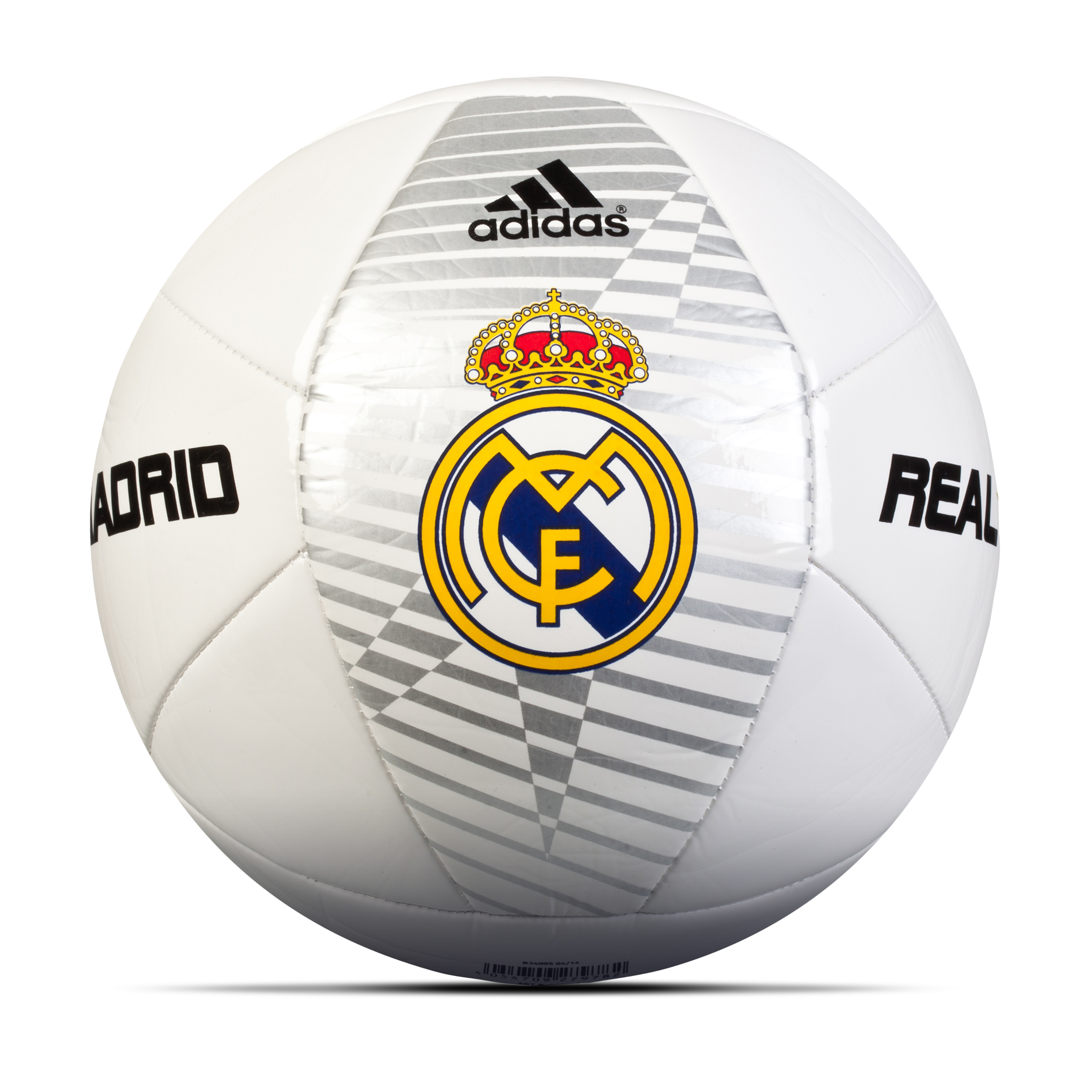 Real Madrid Crest Football