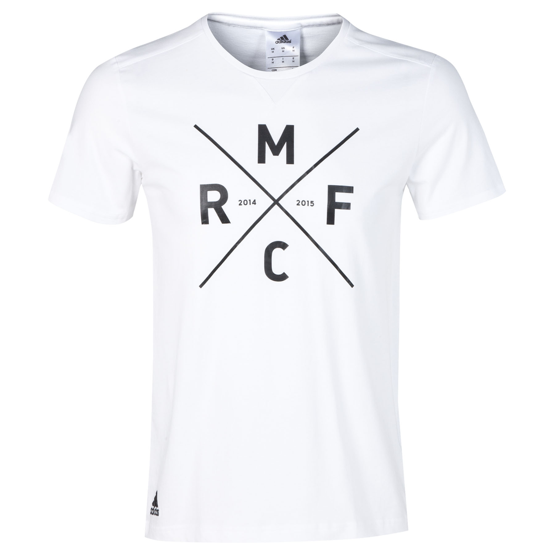 Real Madrid Casual Graphic T-Shirt