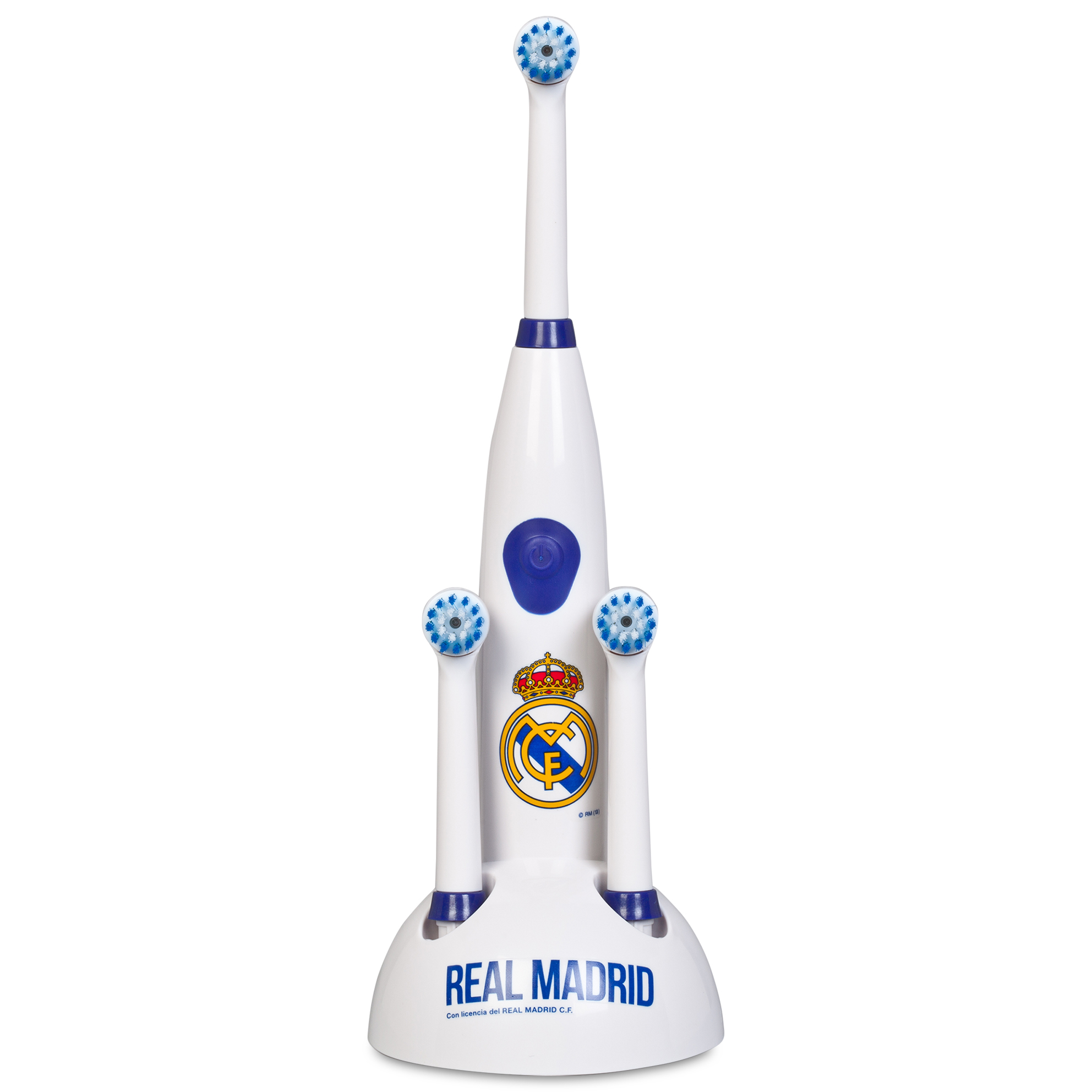 Real Madrid Electric Toothbrush Set