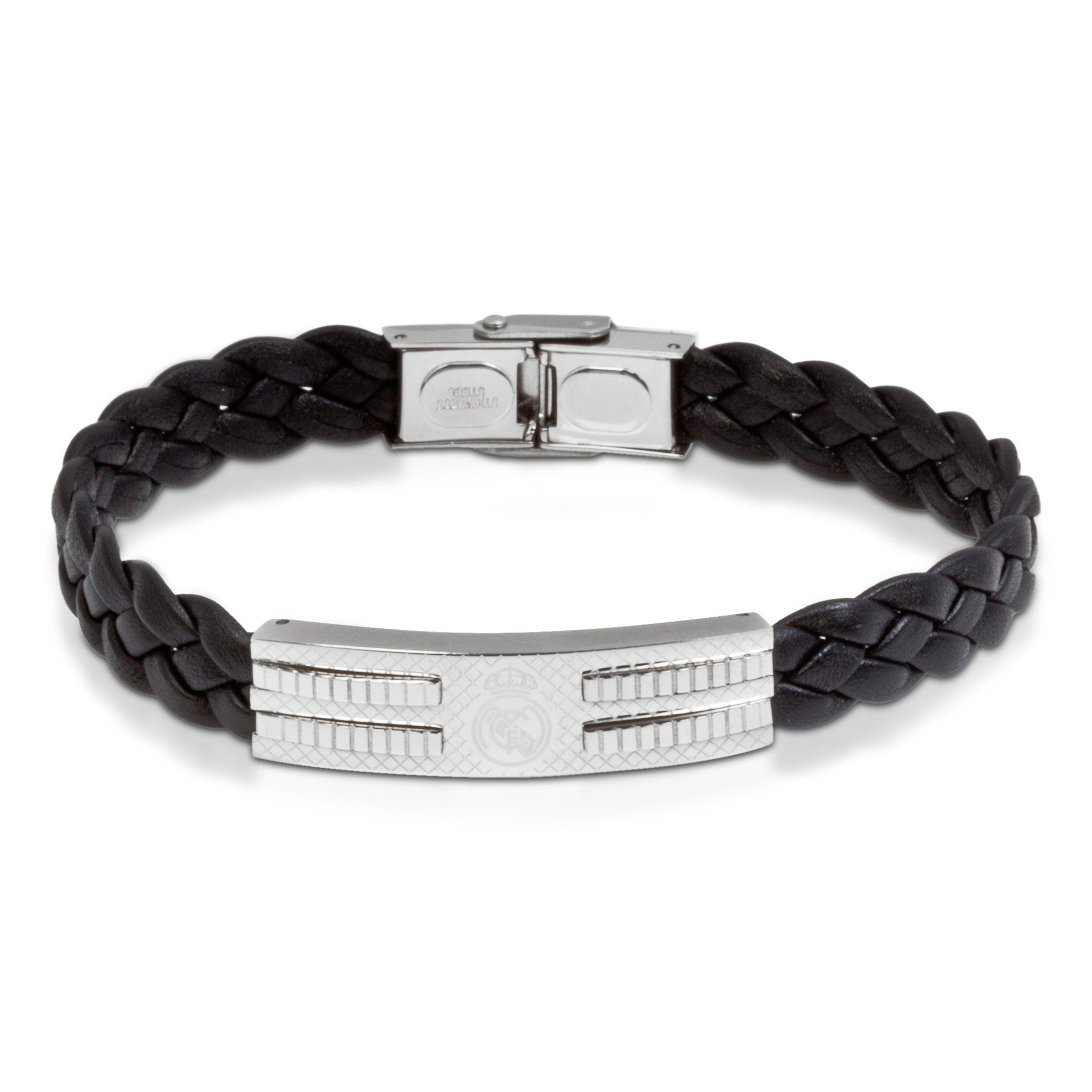 Real Madrid Fashion Bracelet - Stainless Steel