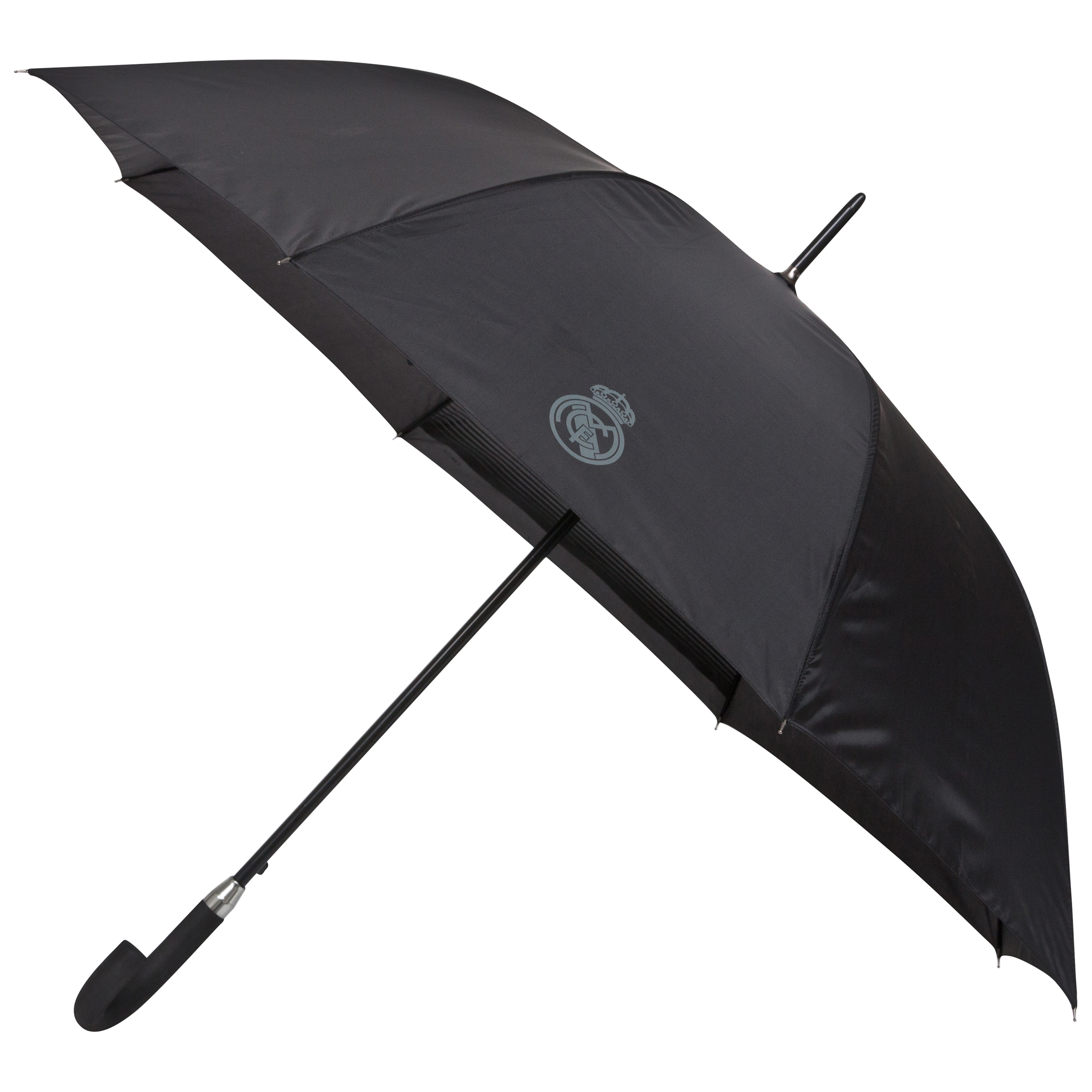 Real Madrid Automatic Foldable Umbrella  25 Inch
