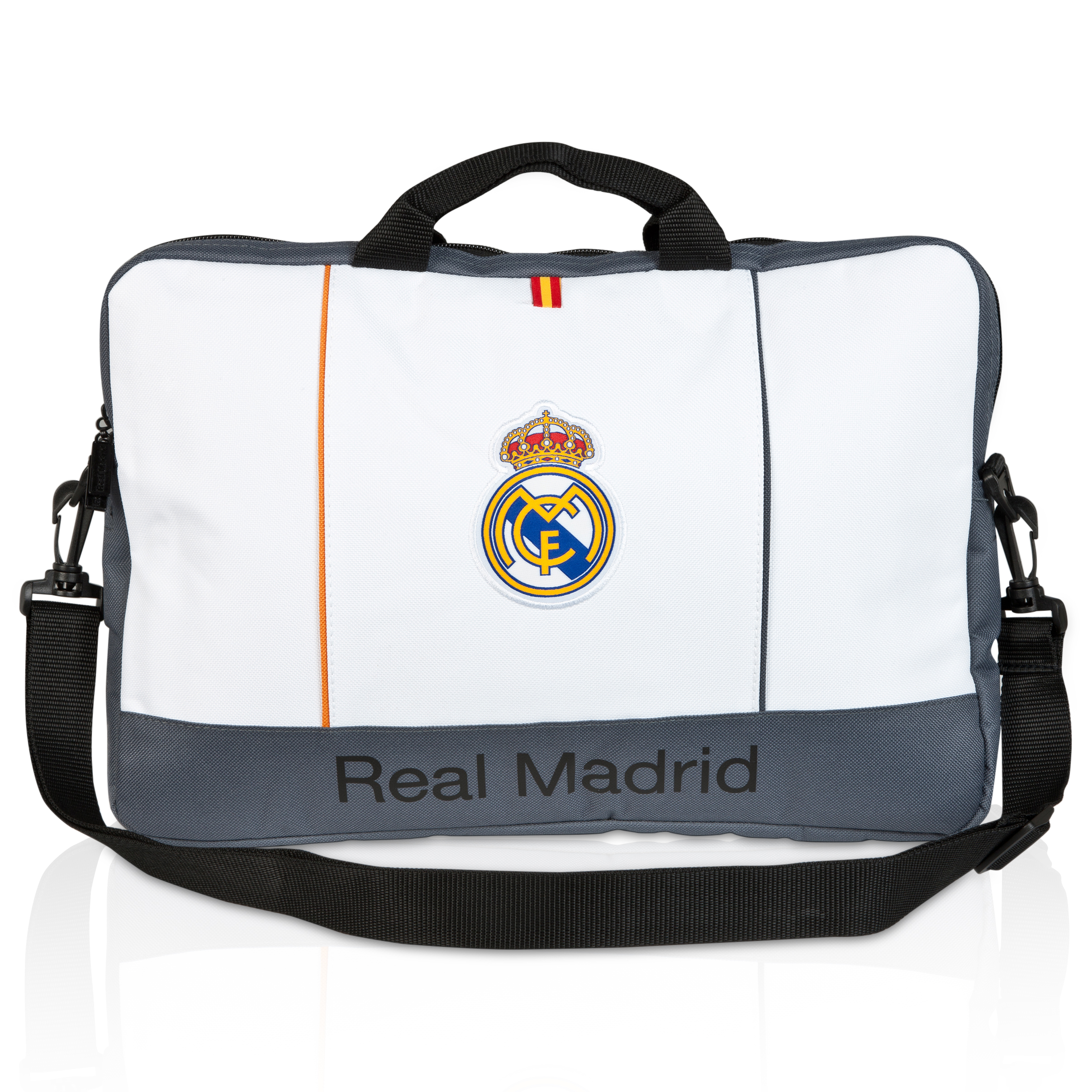 Real Madrid Shoulder Laptop Bag - 15.6 Inch - 400 x 270 x 40mm