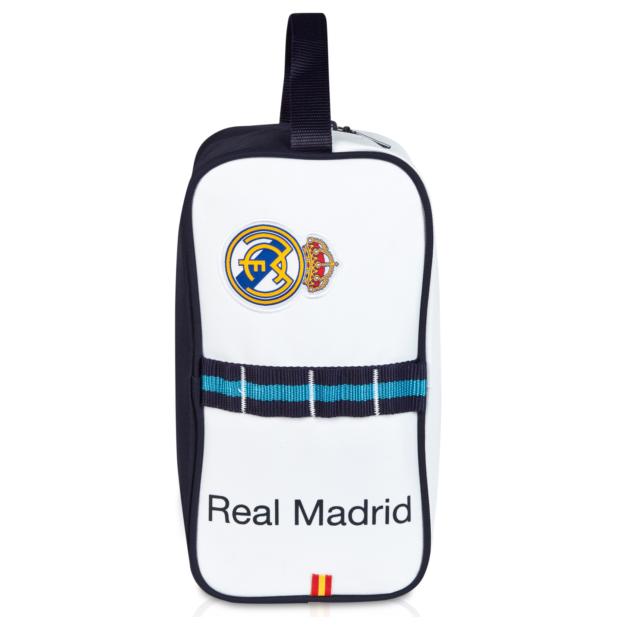 Real Madrid Boot Bag - 290 x 150 x 140mm