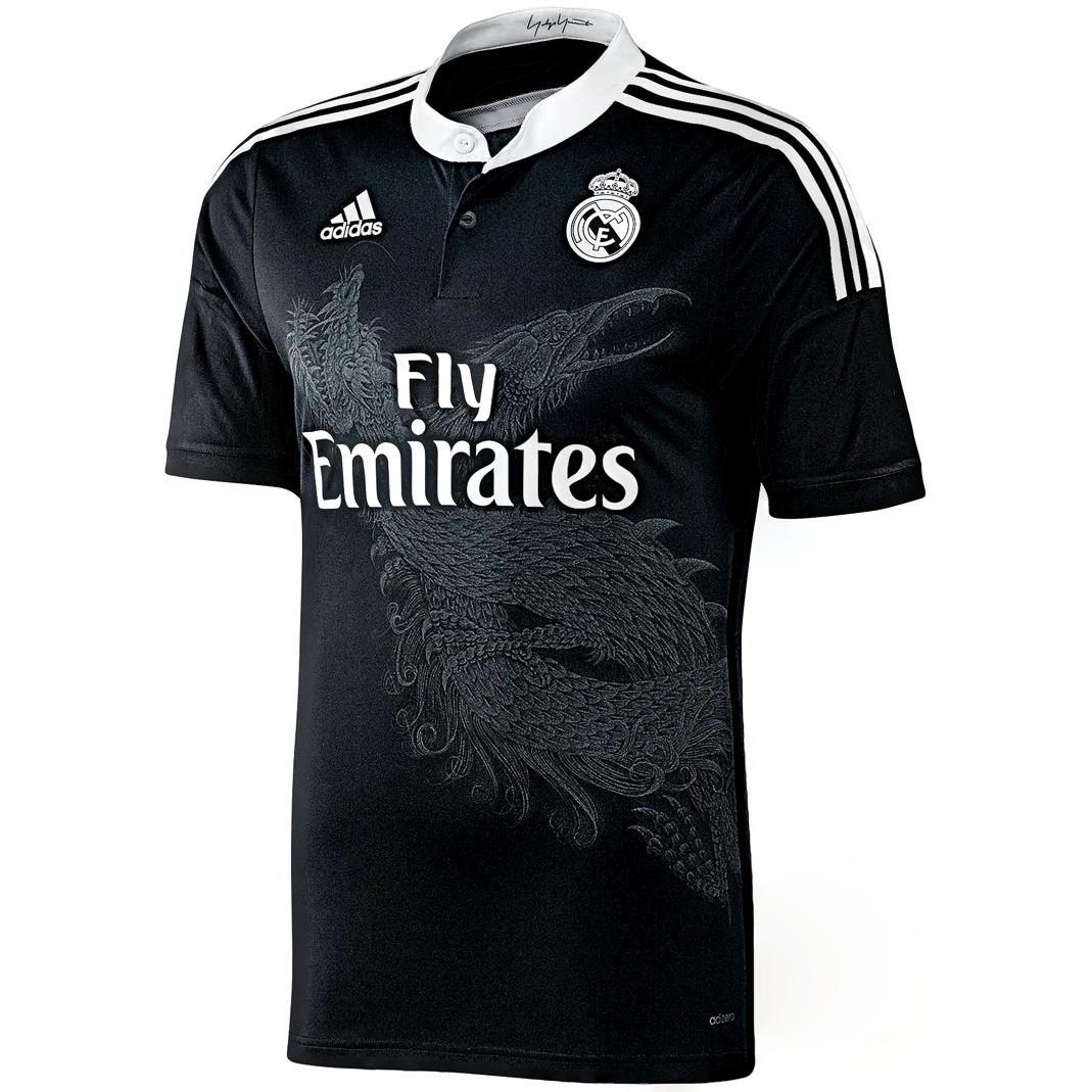 Real Madrid Third Adi Zero Shirt 2014/15