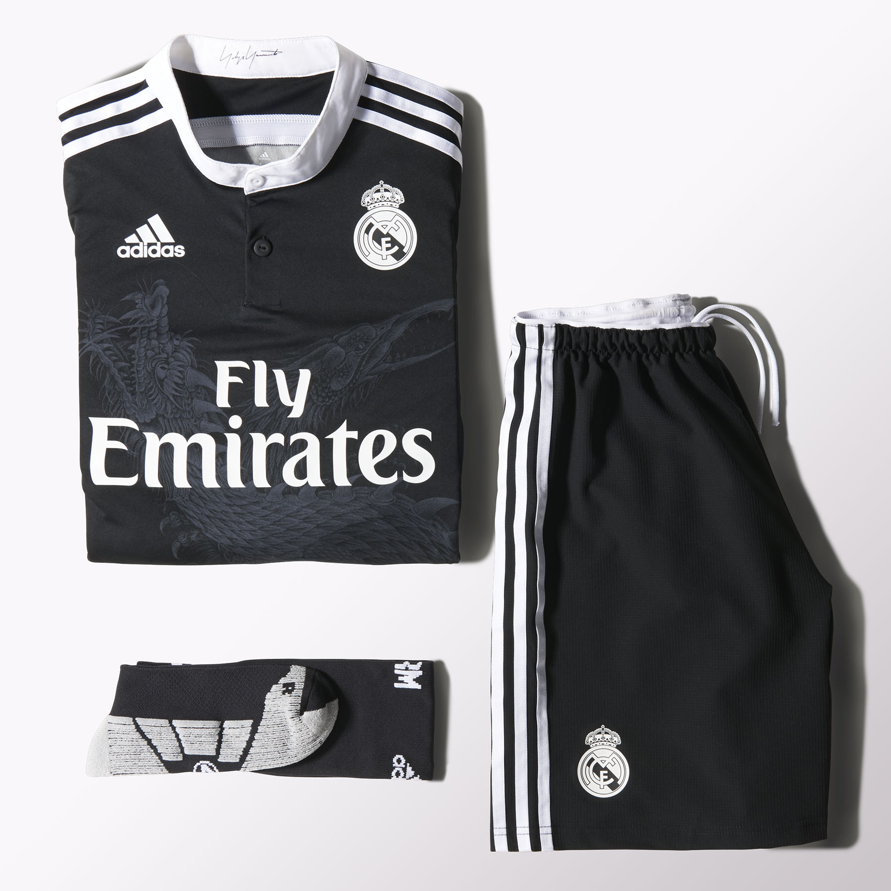 Real Madrid Third Adi Zero Kit 2014/15