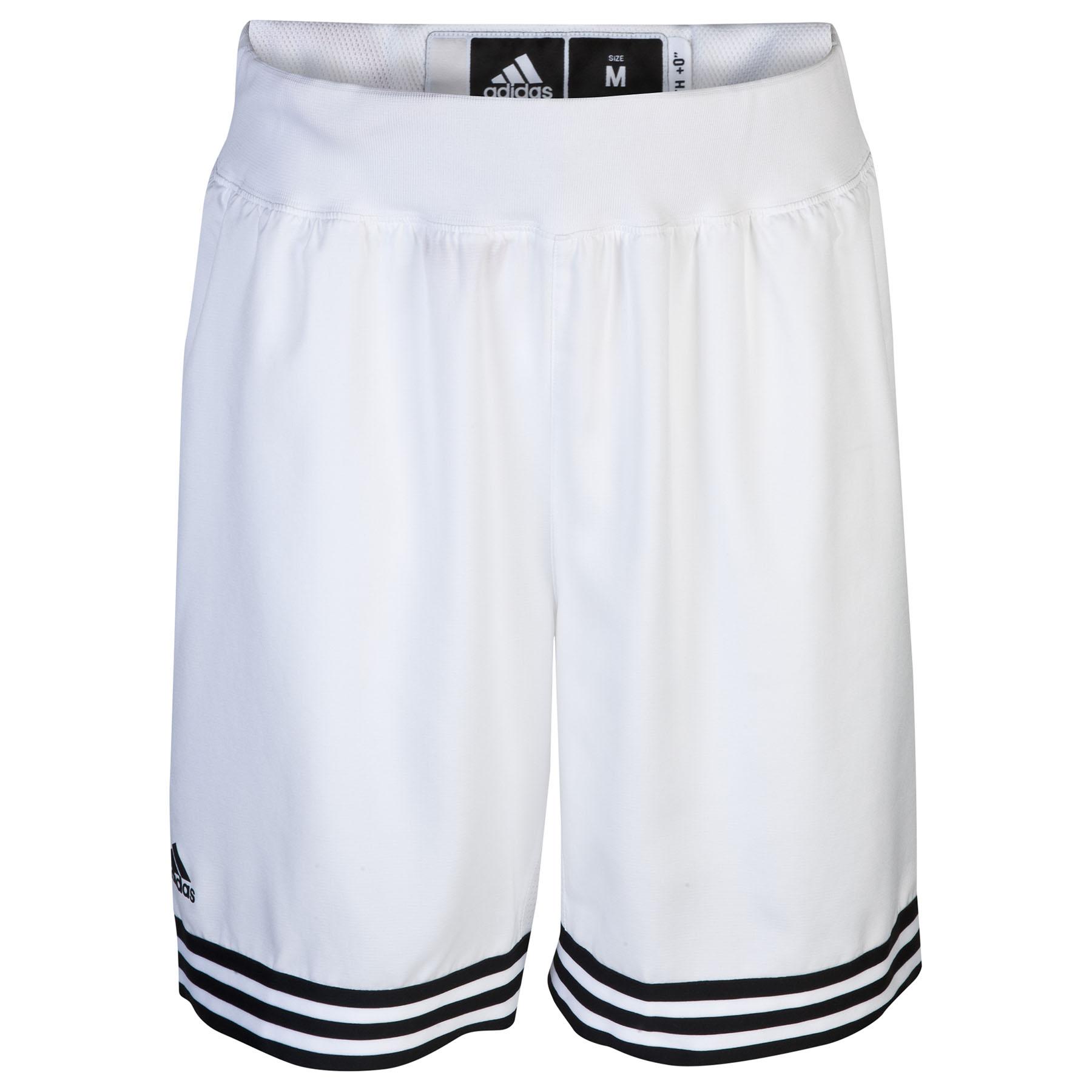 Real Madrid Home Basketball Shorts