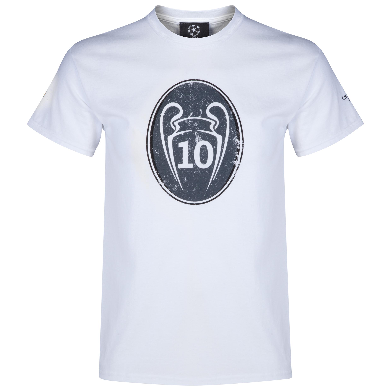 Real Madrid UCL Winners 2014 10 T-Shirt
