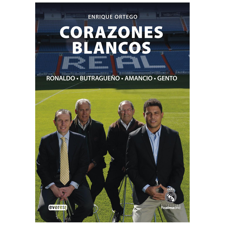 Livre RealMadrid – Corazones Blancos