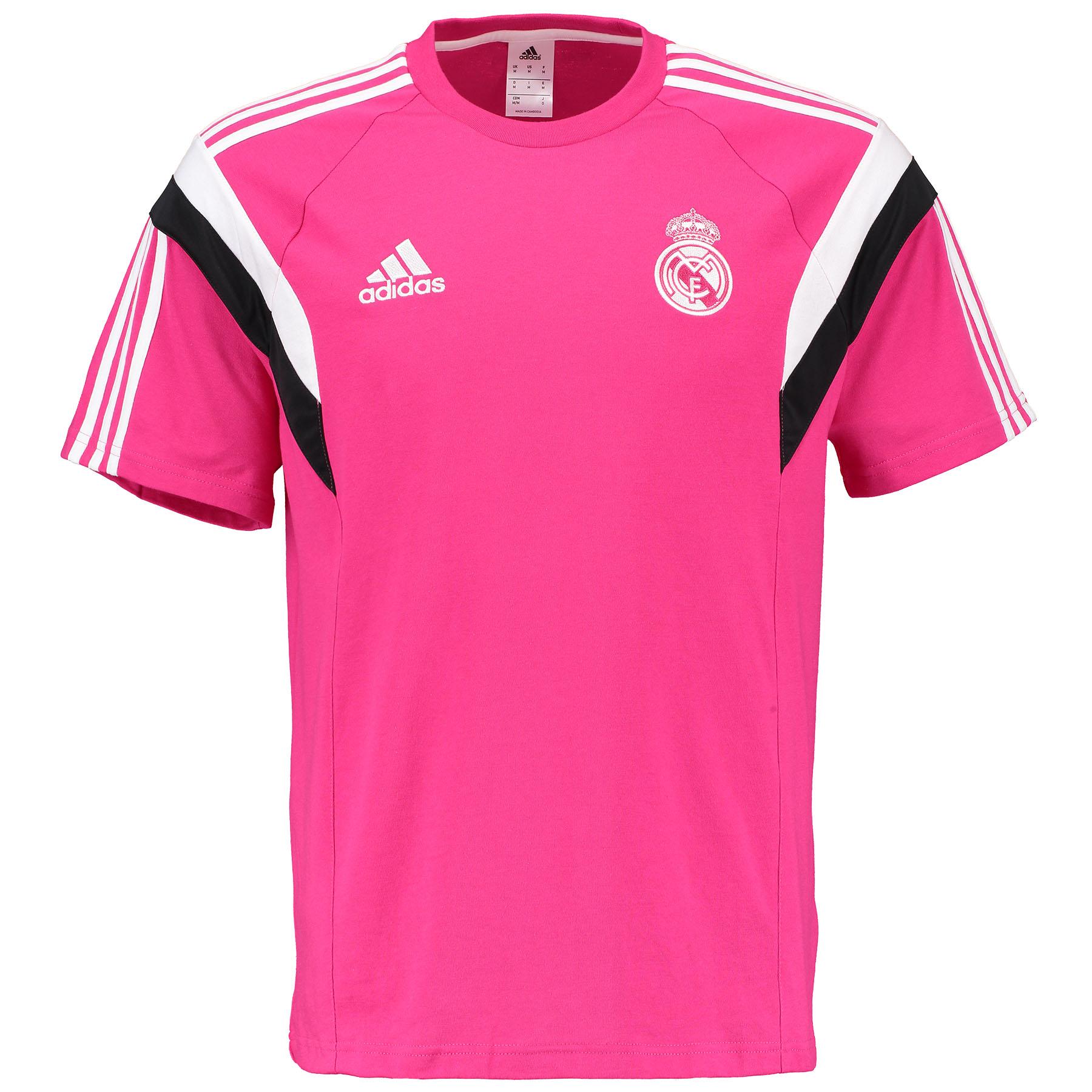 Real Madrid Camiseta Entrenamiento Adidas - Hombre