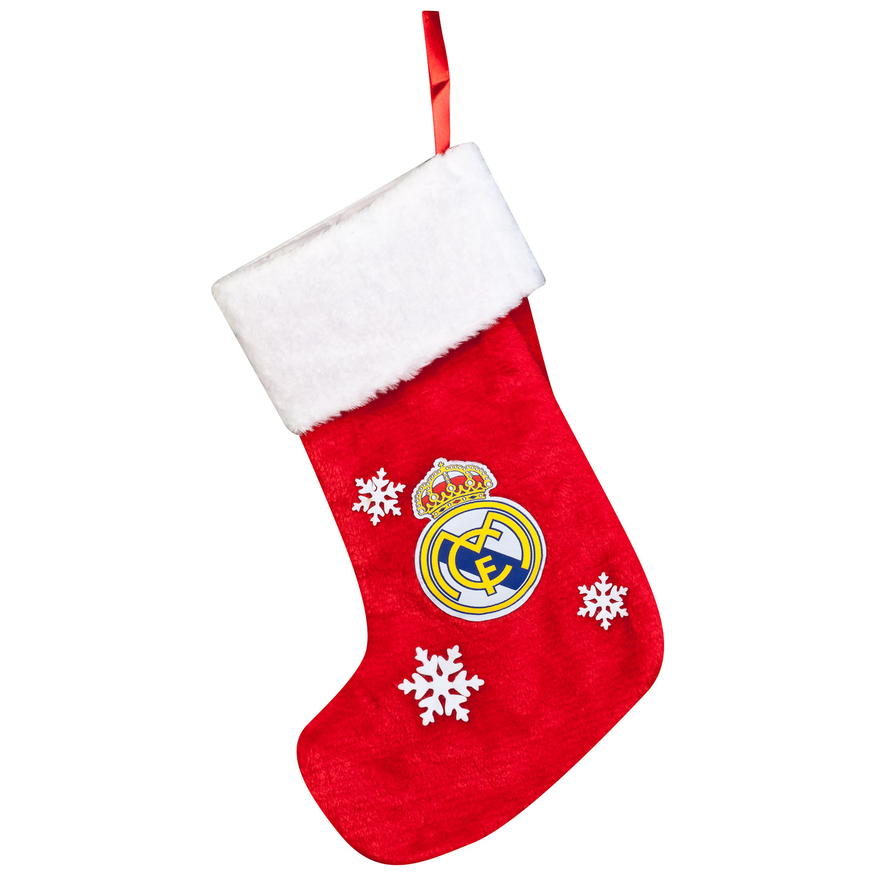 Real Madrid Calcet?de Navidad - Rojo