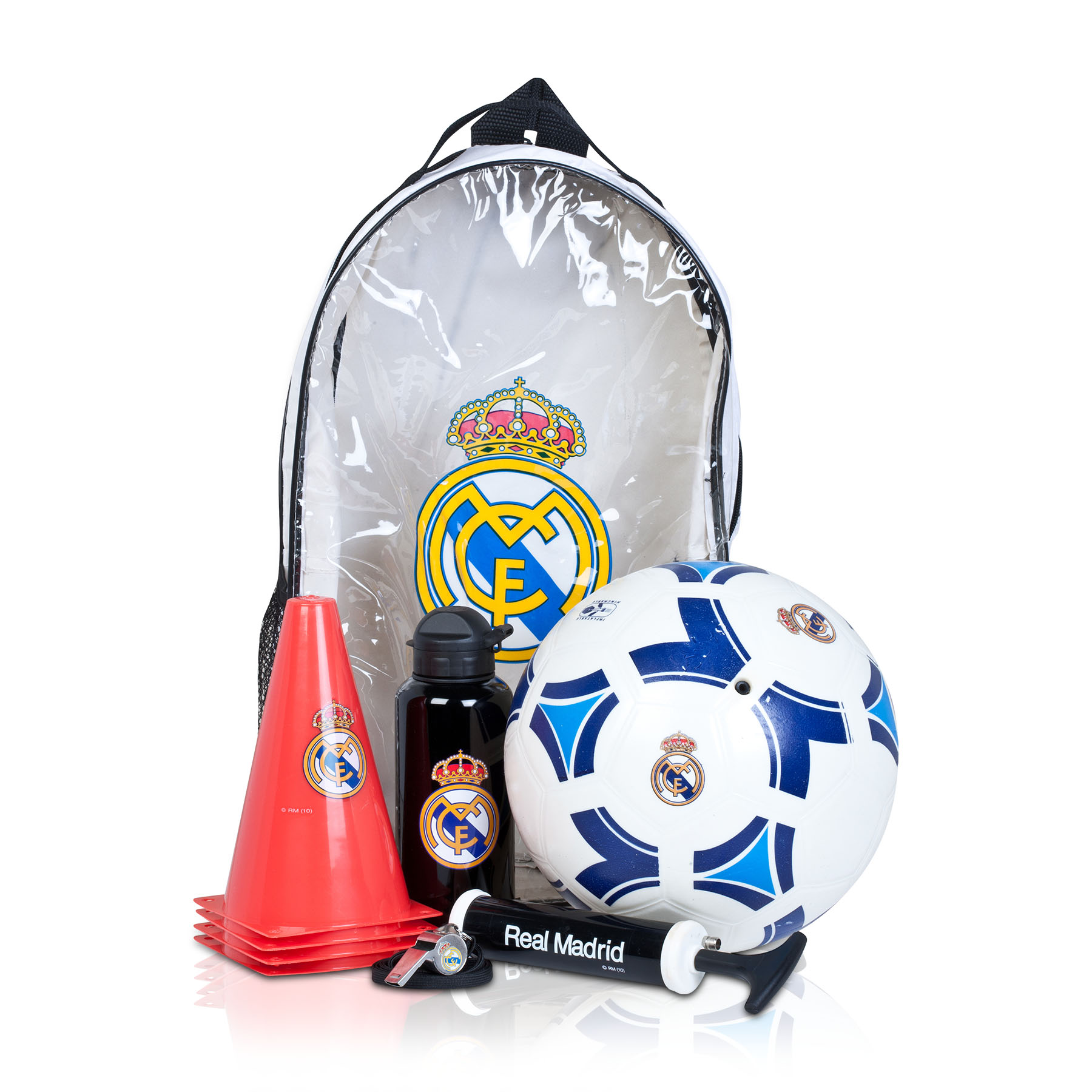 Real Madrid Football Accessories Kit