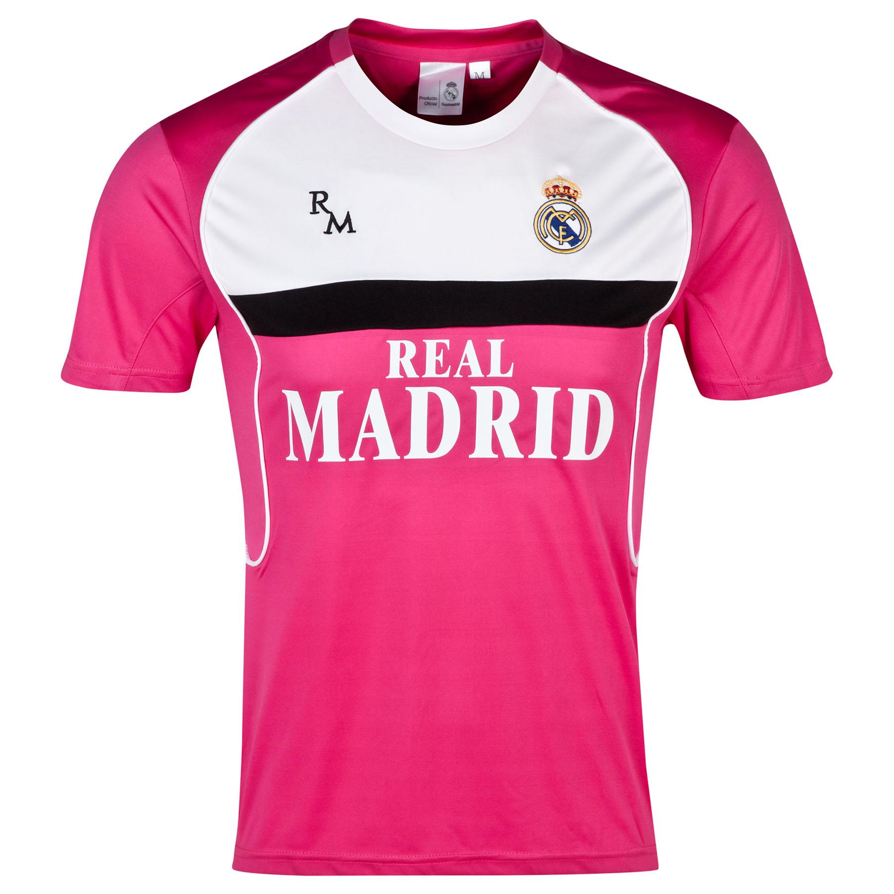 Camiseta para hombre Real Madrid - Rosa