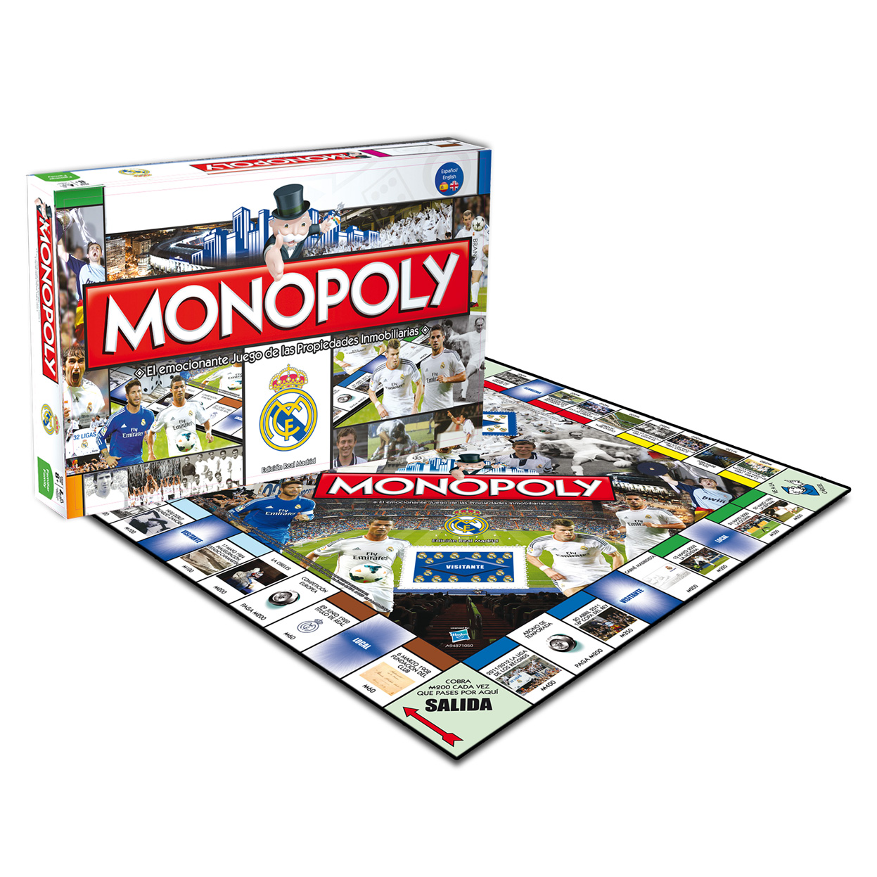 Image of Real Madrid Monopoly