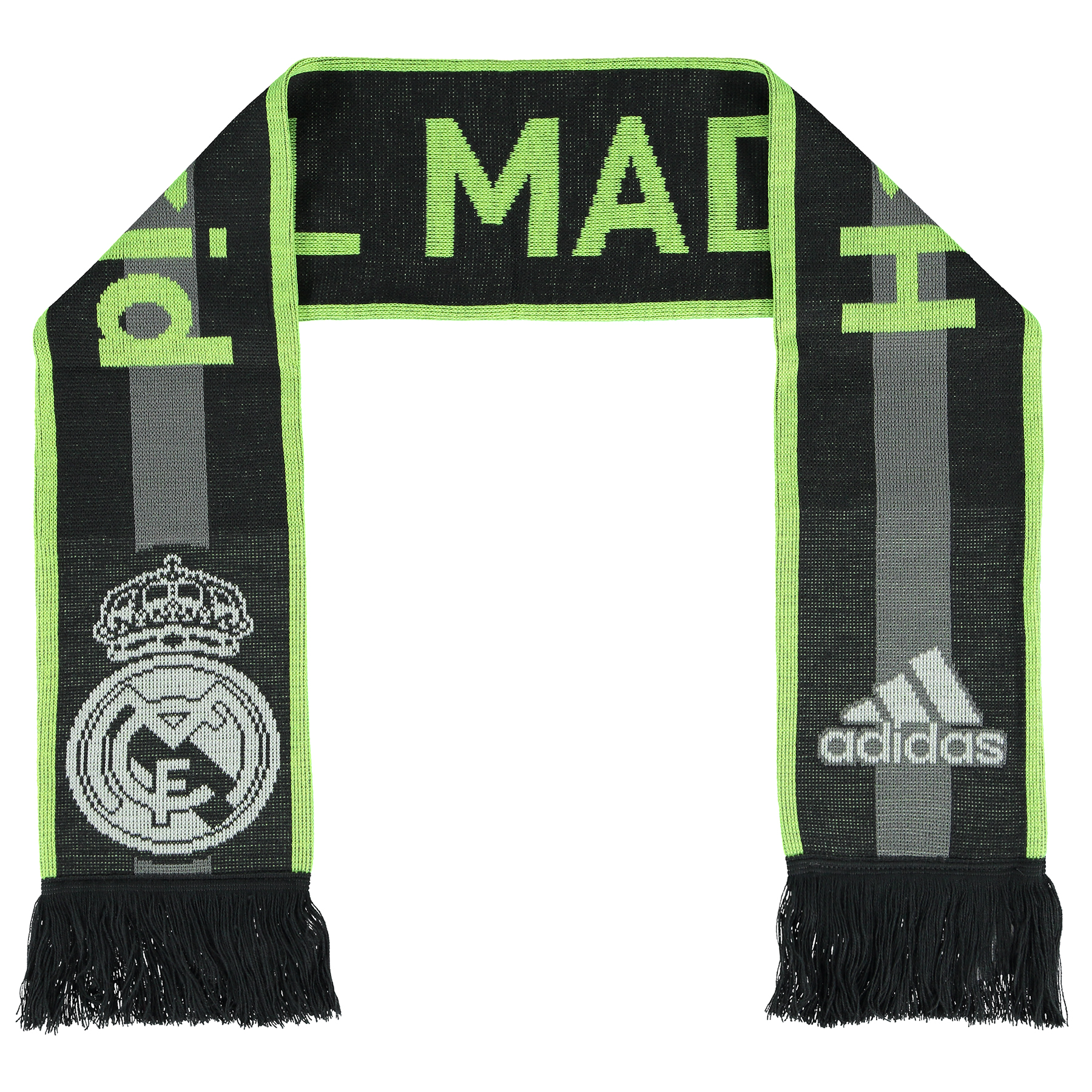 Bufanda del Real Madrid - Negro