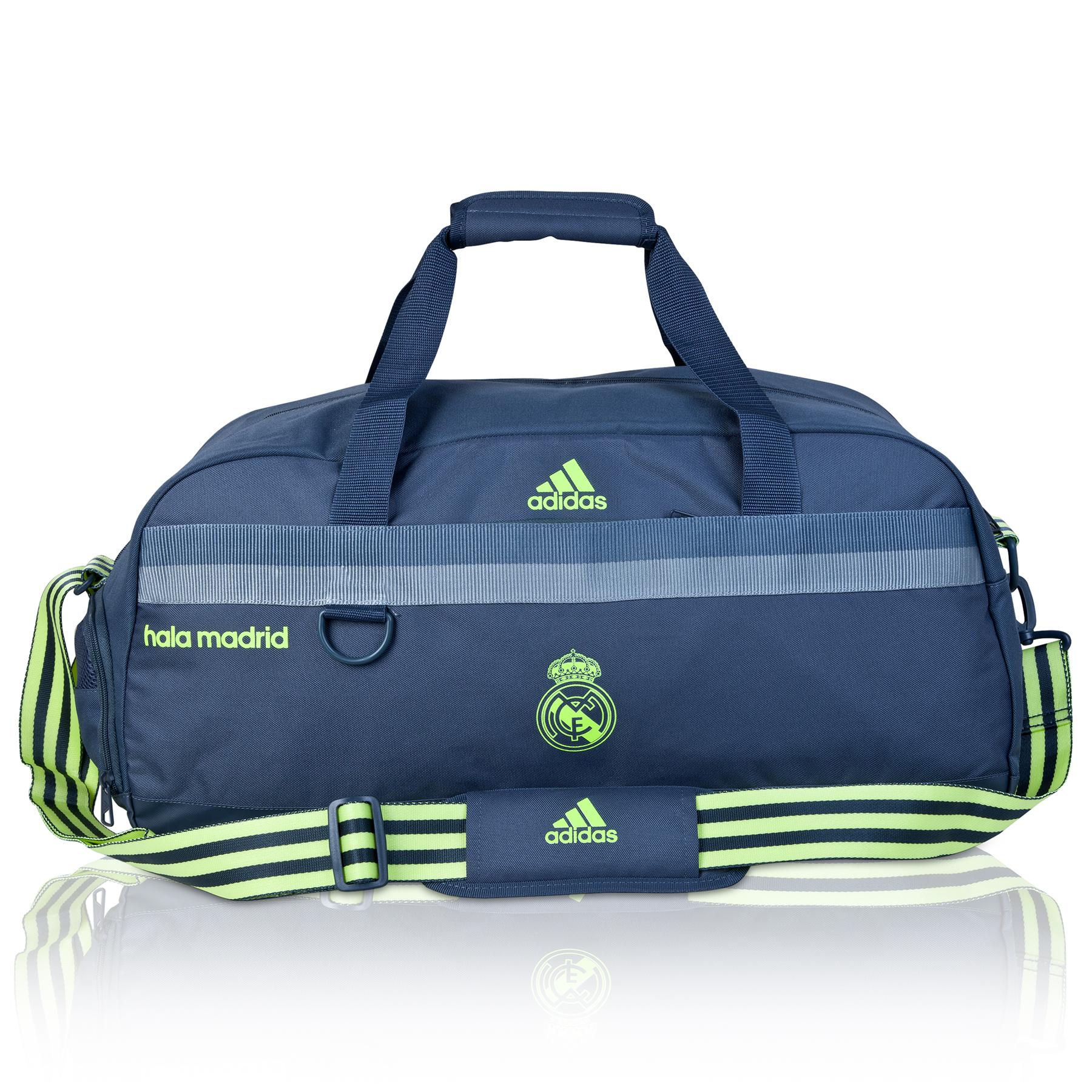 Mochila del equipo del Real Madrid - Negro