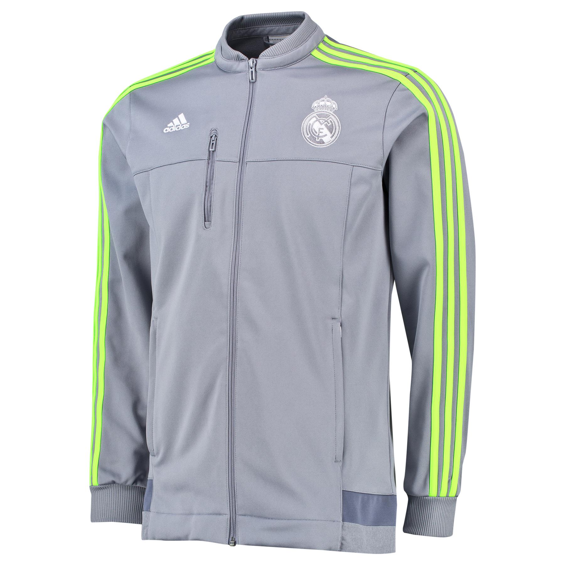 Veste Anthem Real Madrid– Gris