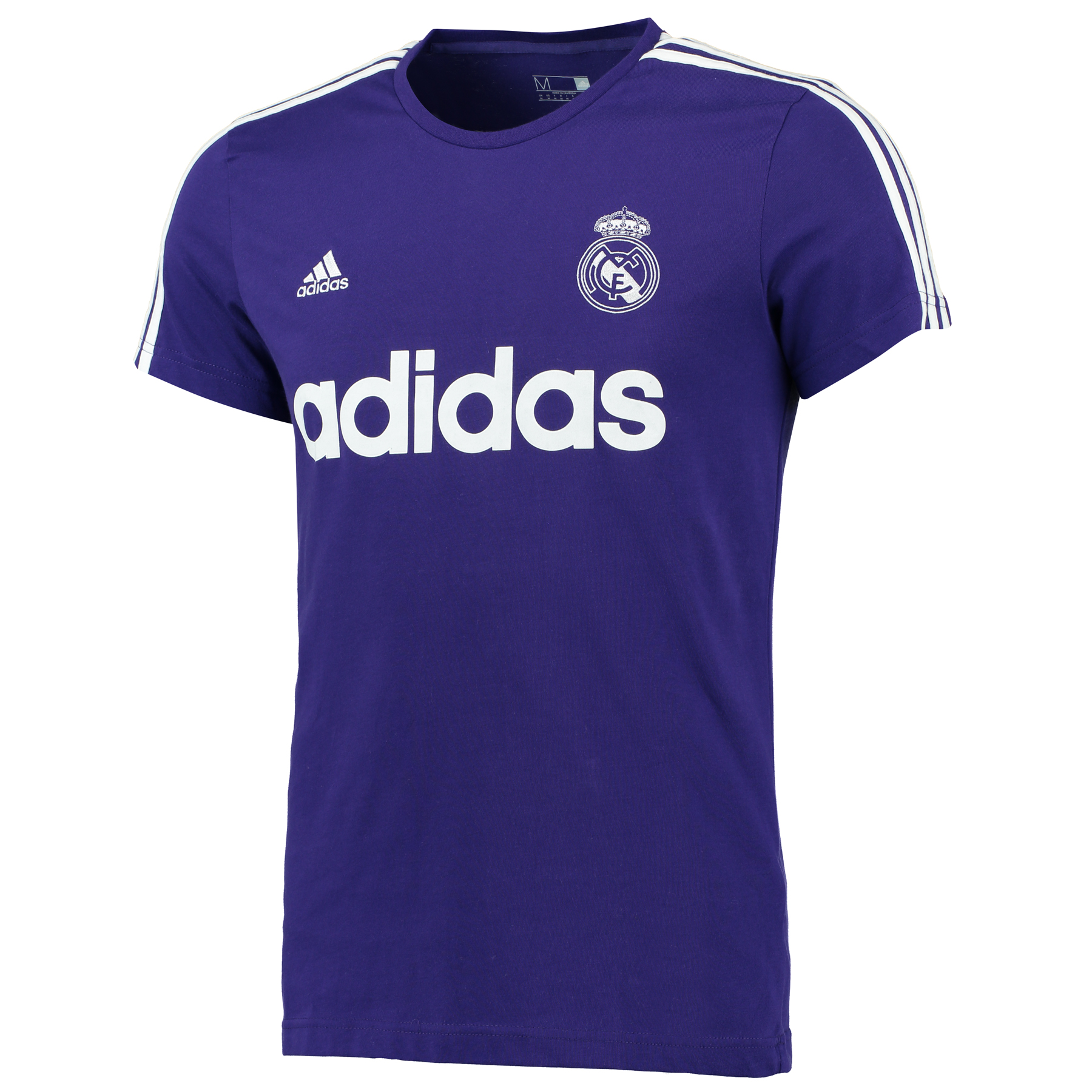 Camiseta con ilustraci�n del Real Madrid - Morado