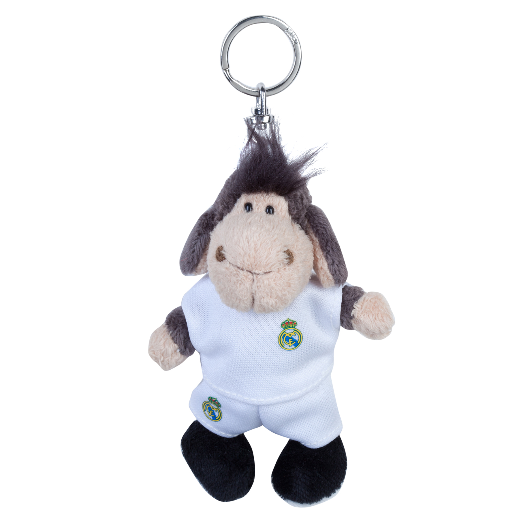 Real Madrid Sheep Keyring