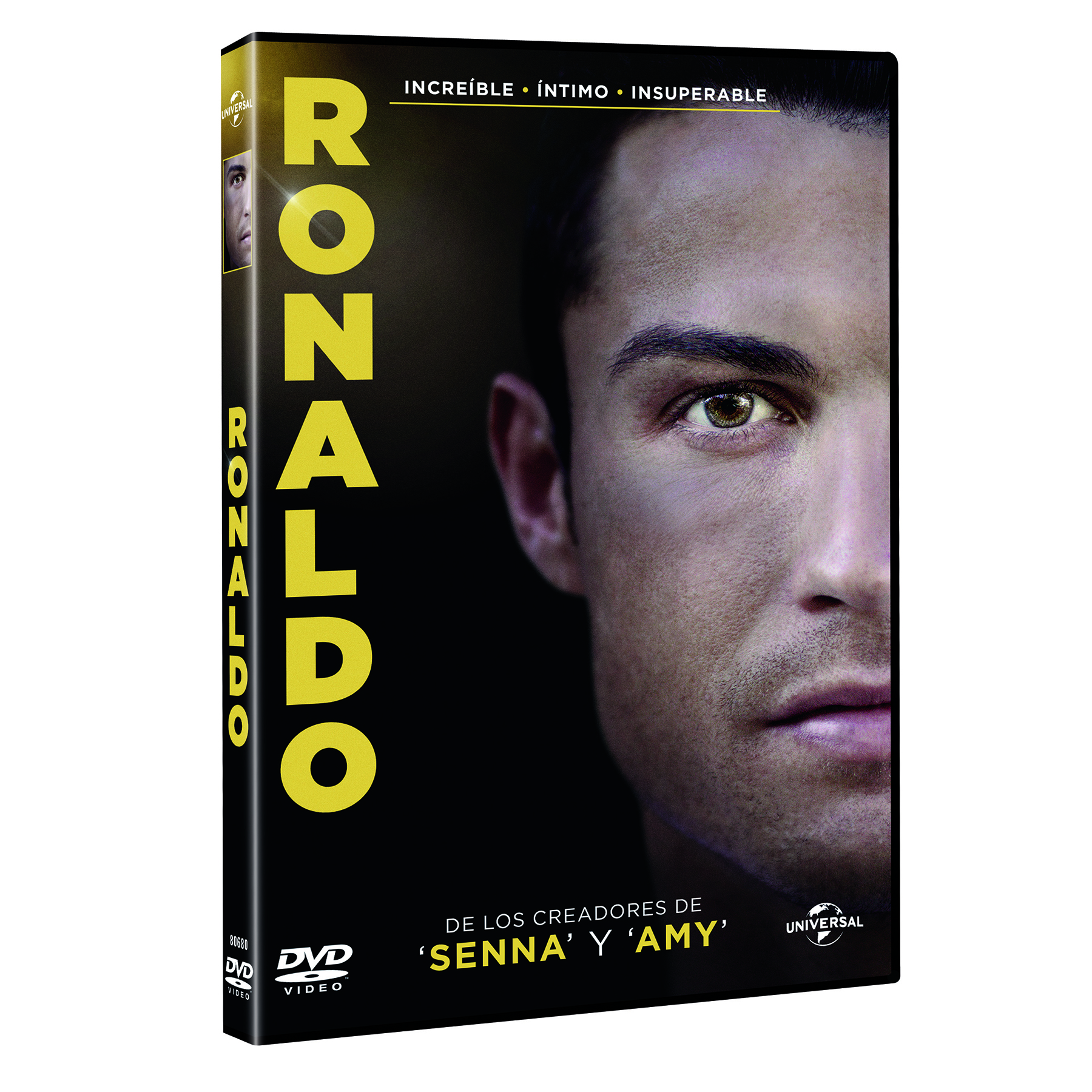 Real Madrid Ronaldo DVD