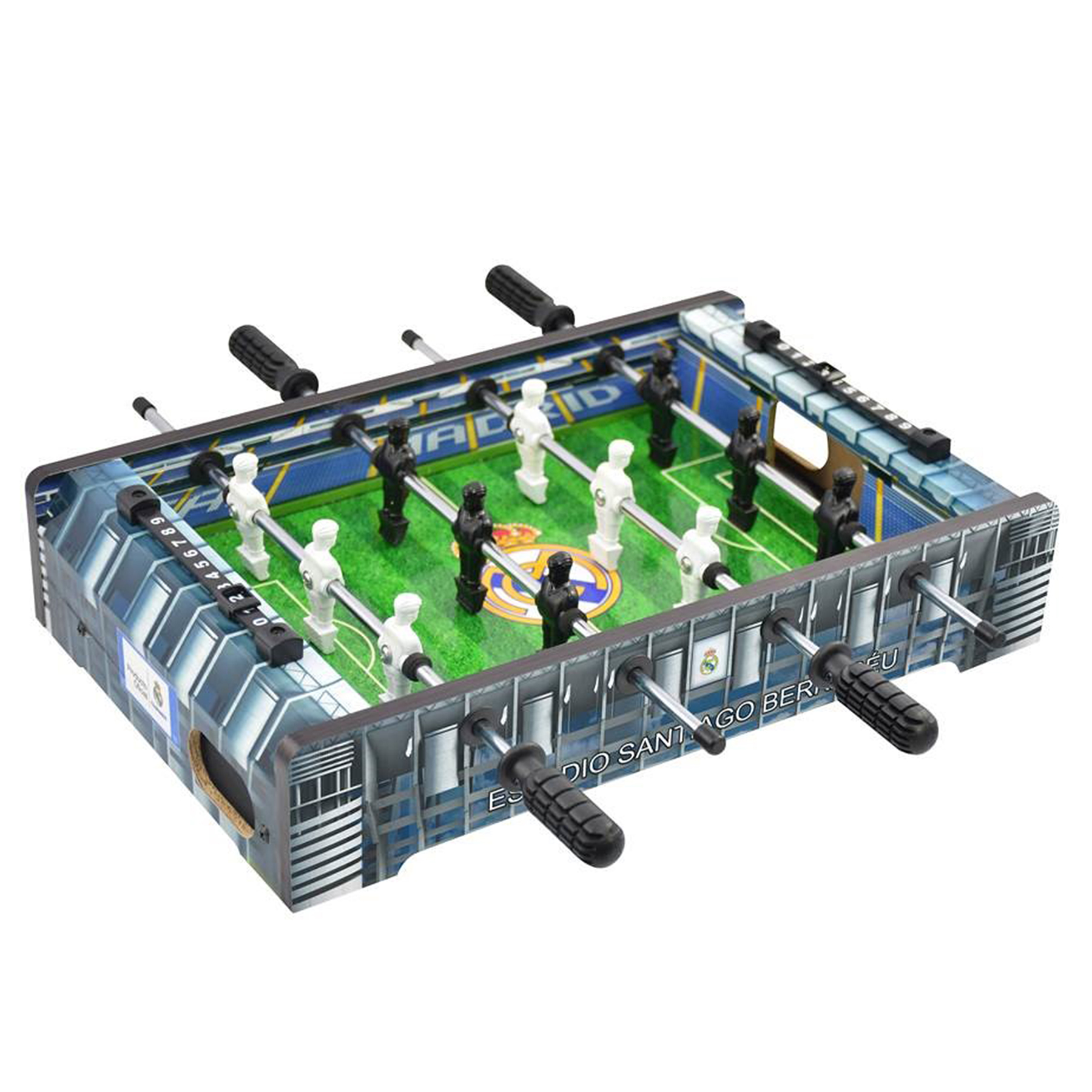 Image of Real Madrid Table Football Game - 34 x 22 x 7cm