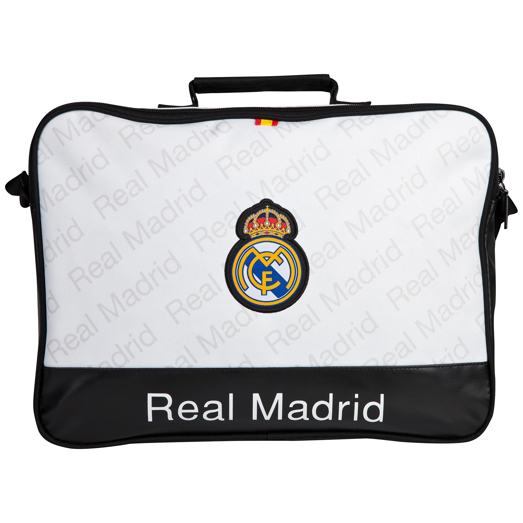 Sacoche pour ordinateur portable Real Madrid - 380 x 60 x 280 mm