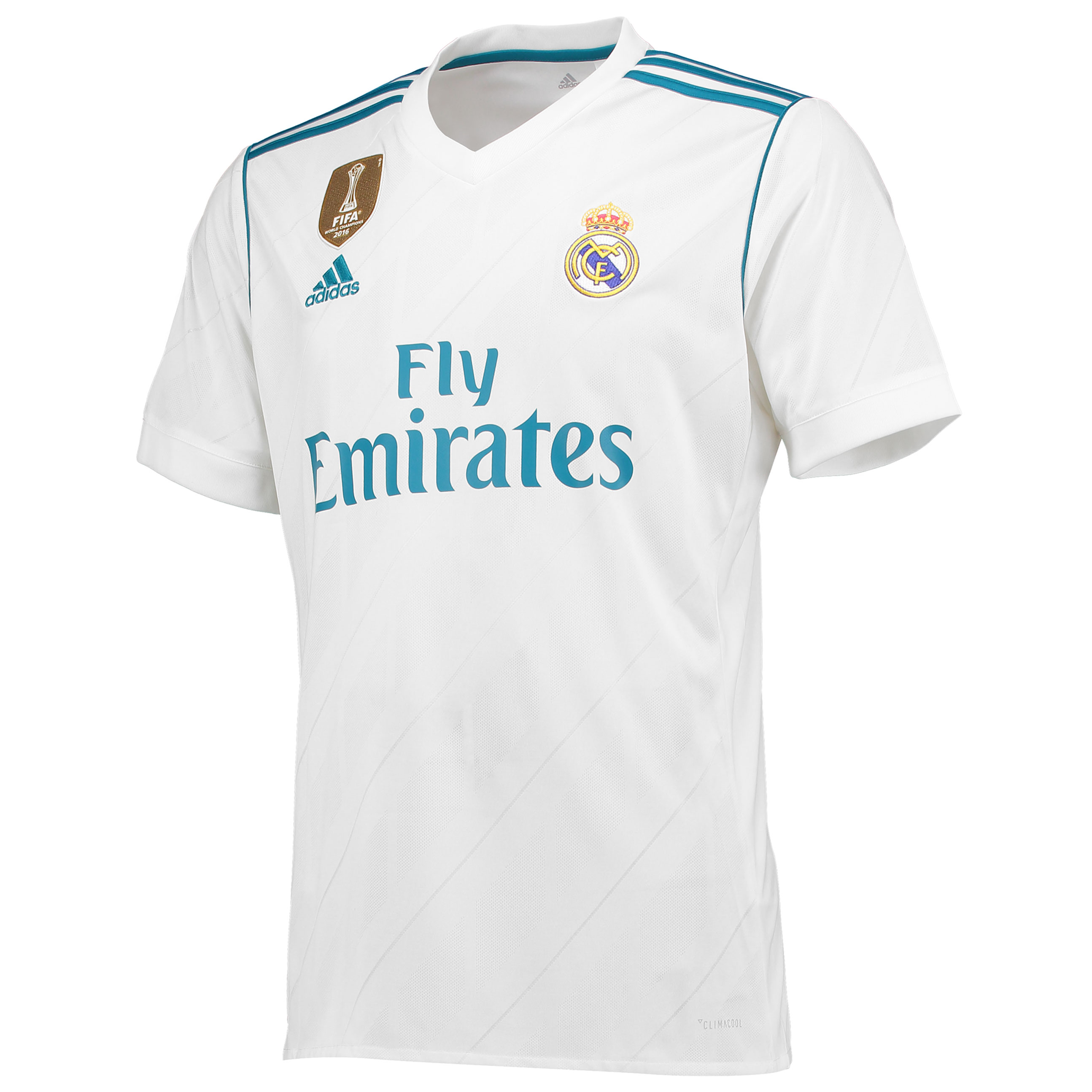Maillot Domicile Real Madrid 2017-18