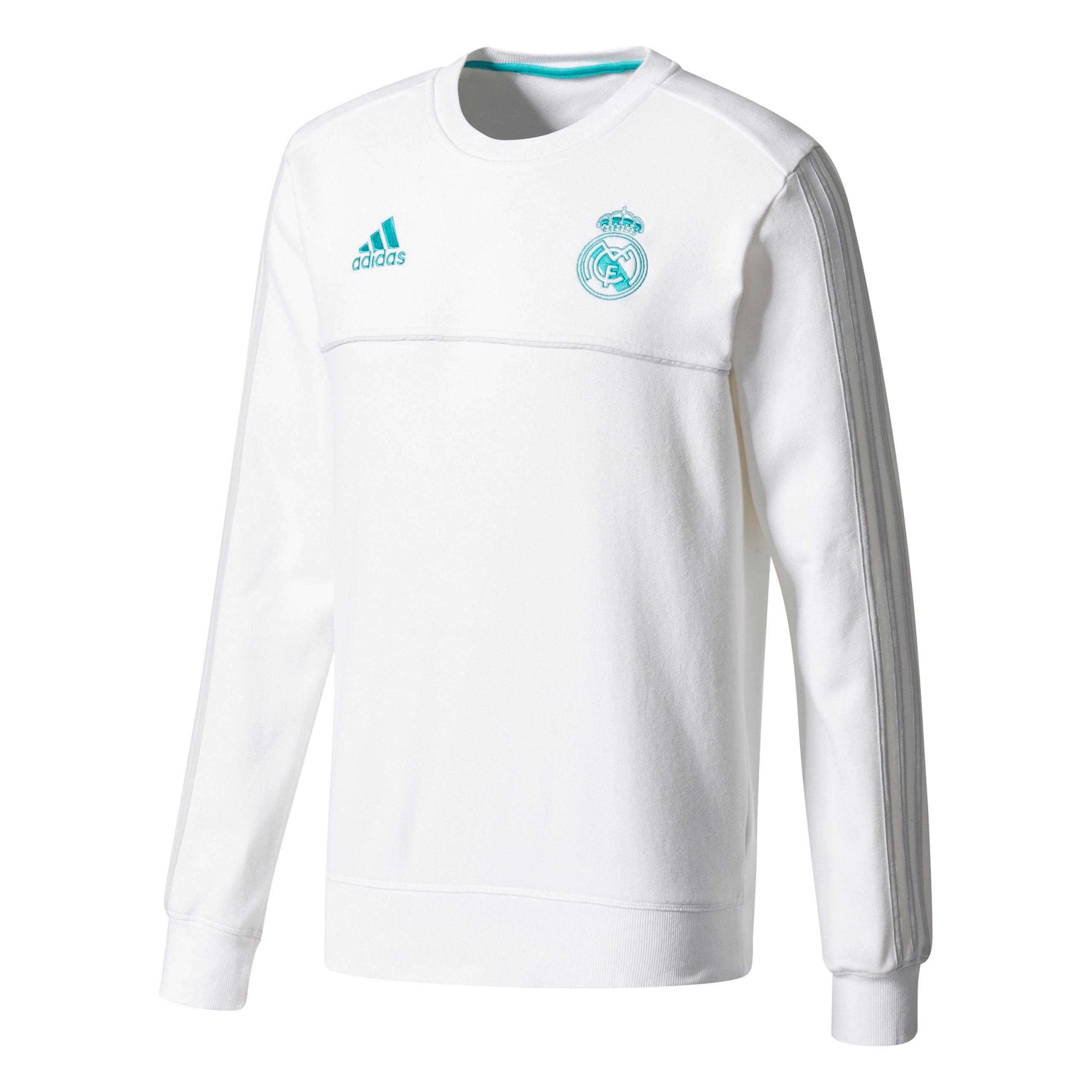 Haut de survêtement de training Real Madrid - Blanc