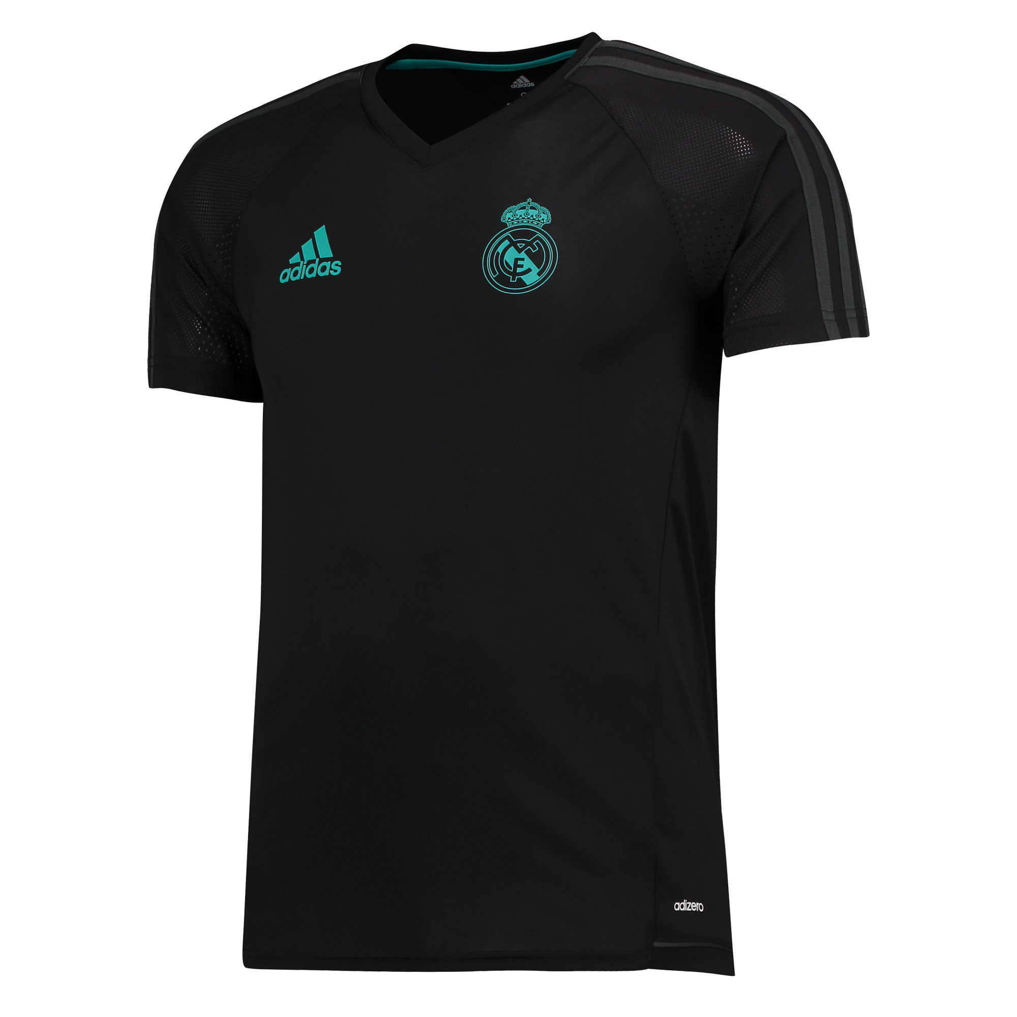 Real Madrid Training Jersey - Black