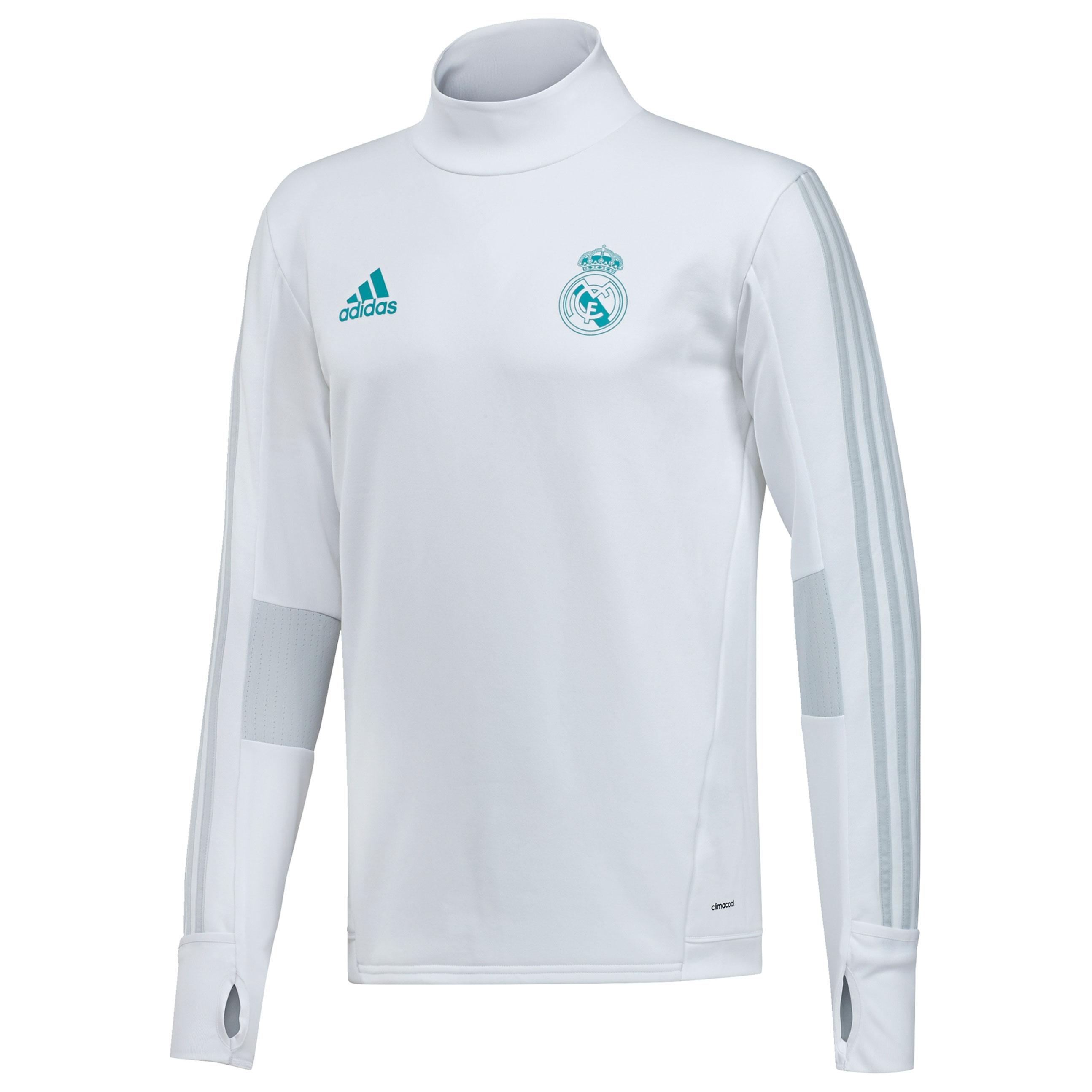 Adidas / Camiseta de entrenamiento Real Madrid - Blanco