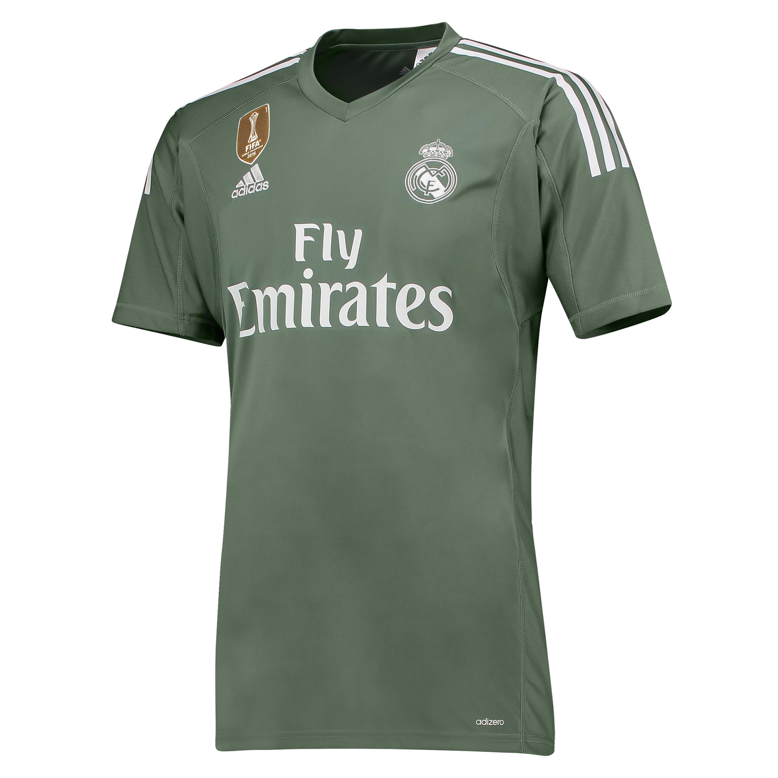 Maillot de gardien de but Domicile Real Madrid 2017-18
