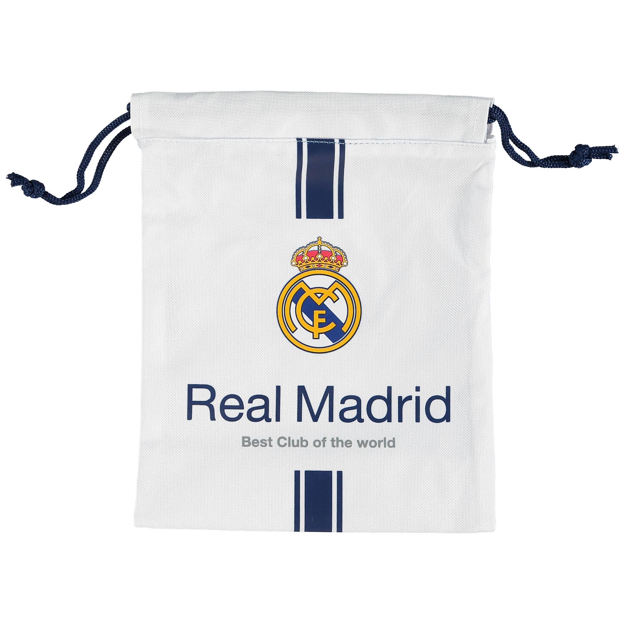 Sac repas Real Madrid - 200 x 250 mm