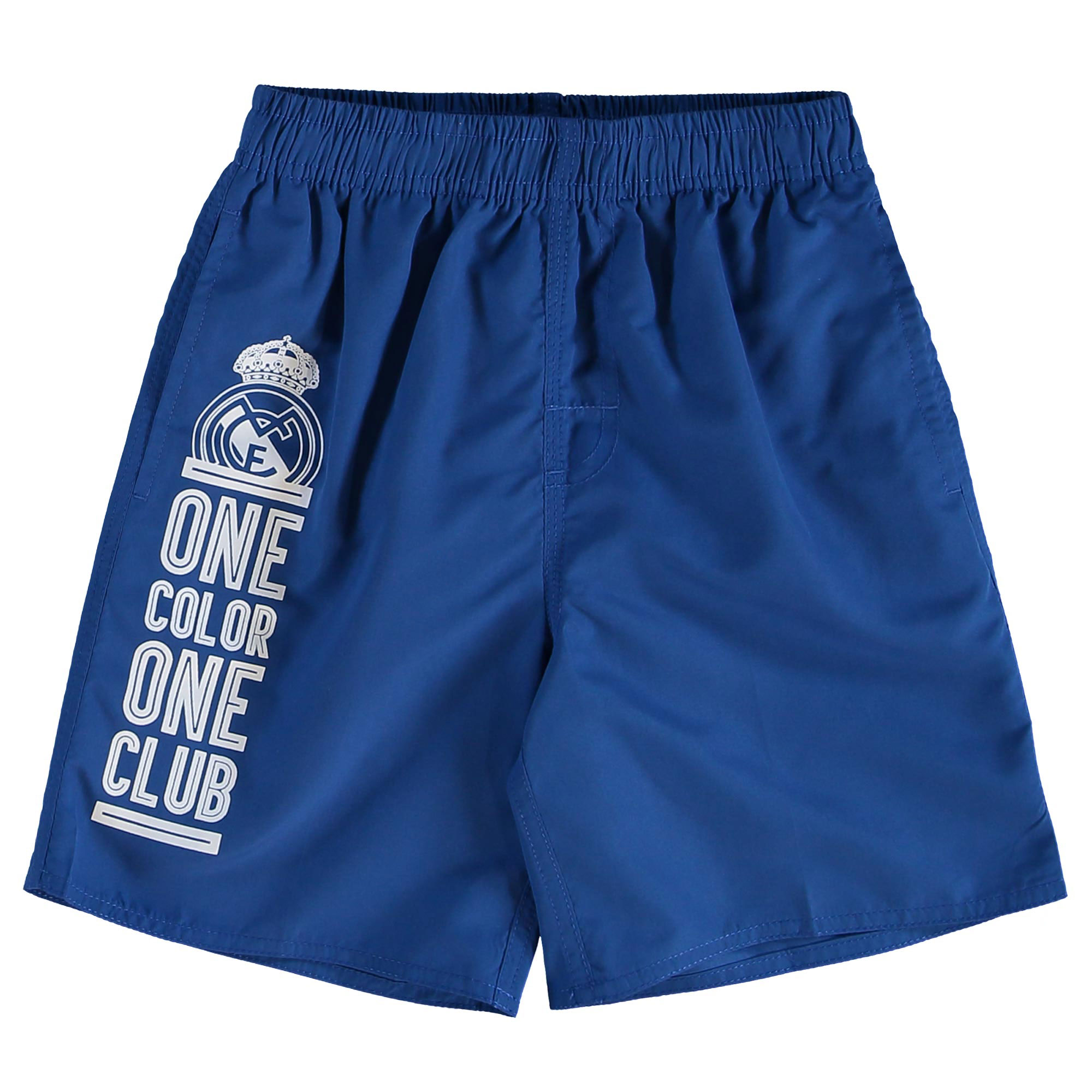 Short de bain Real Madrid - Bleu - Enfant