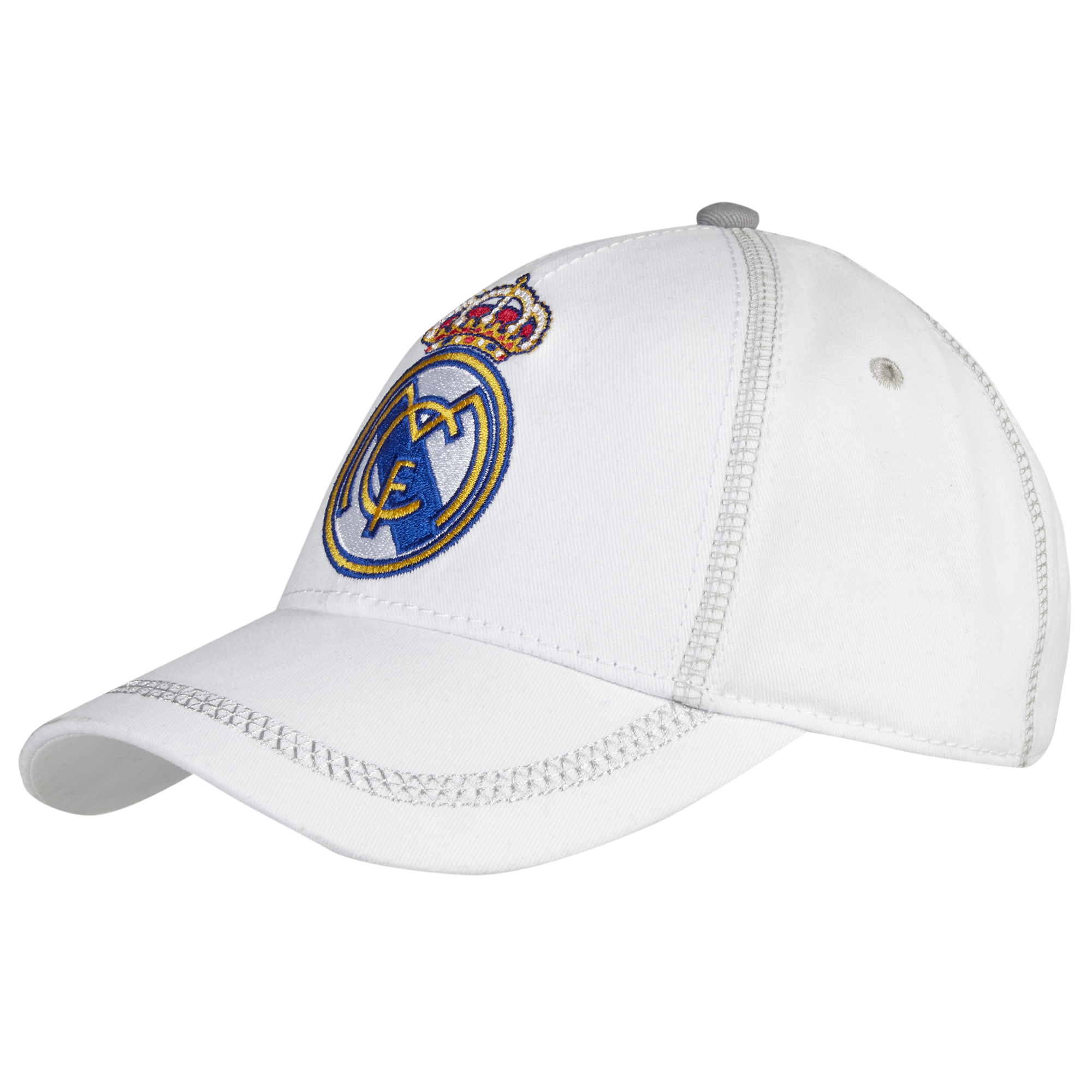 Casquette de fan Real Madrid - Blanc - Enfant