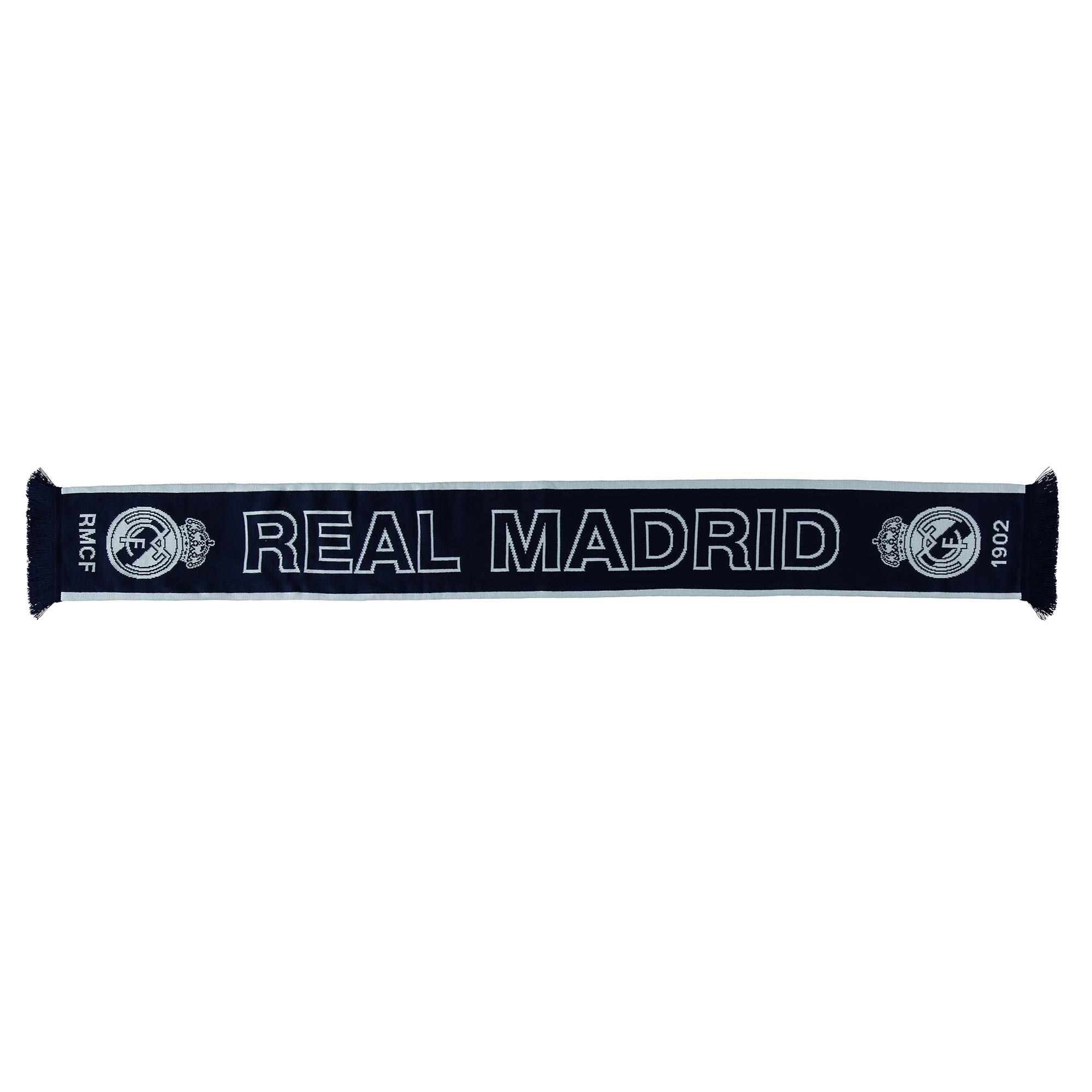 Écharpe de fan Since 1902 Real Madrid - Bleu marine - Adulte